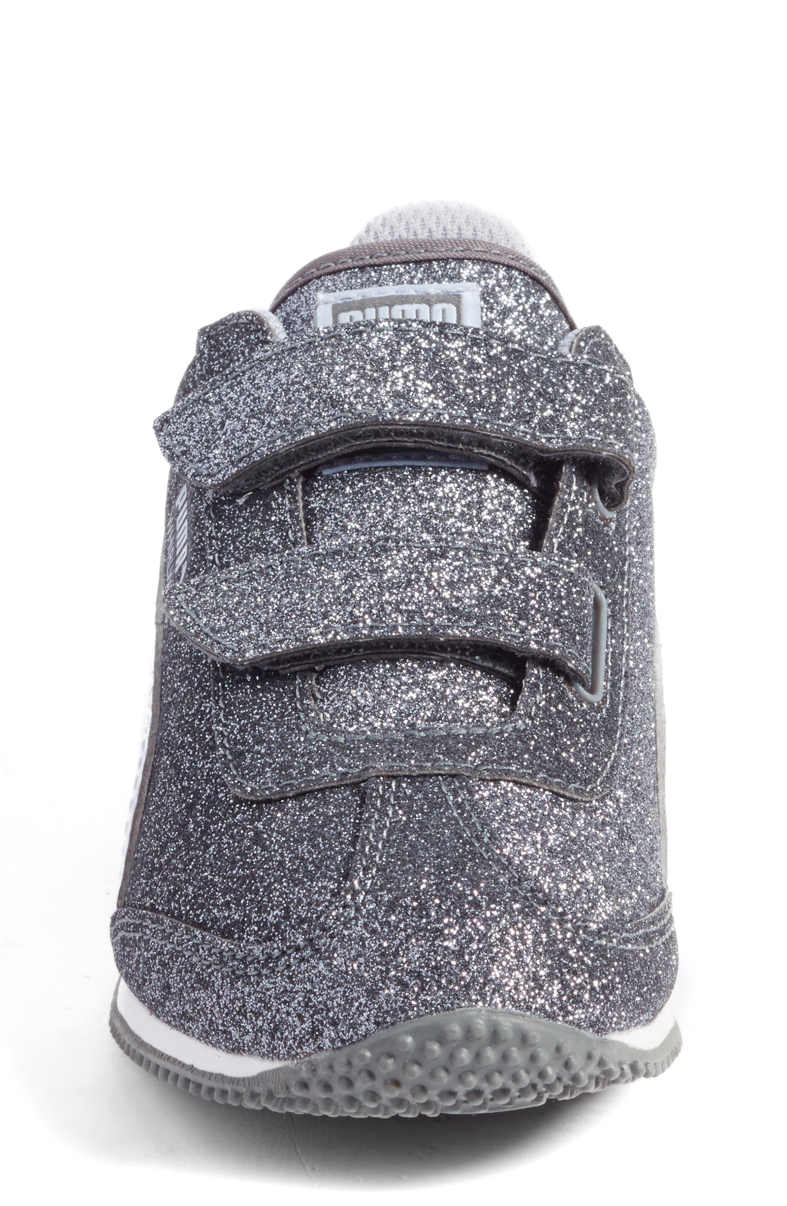 Alternate Image 4  - PUMA Whirlwind Glitz Sneaker (Toddler, Little Kid & Big Kid)