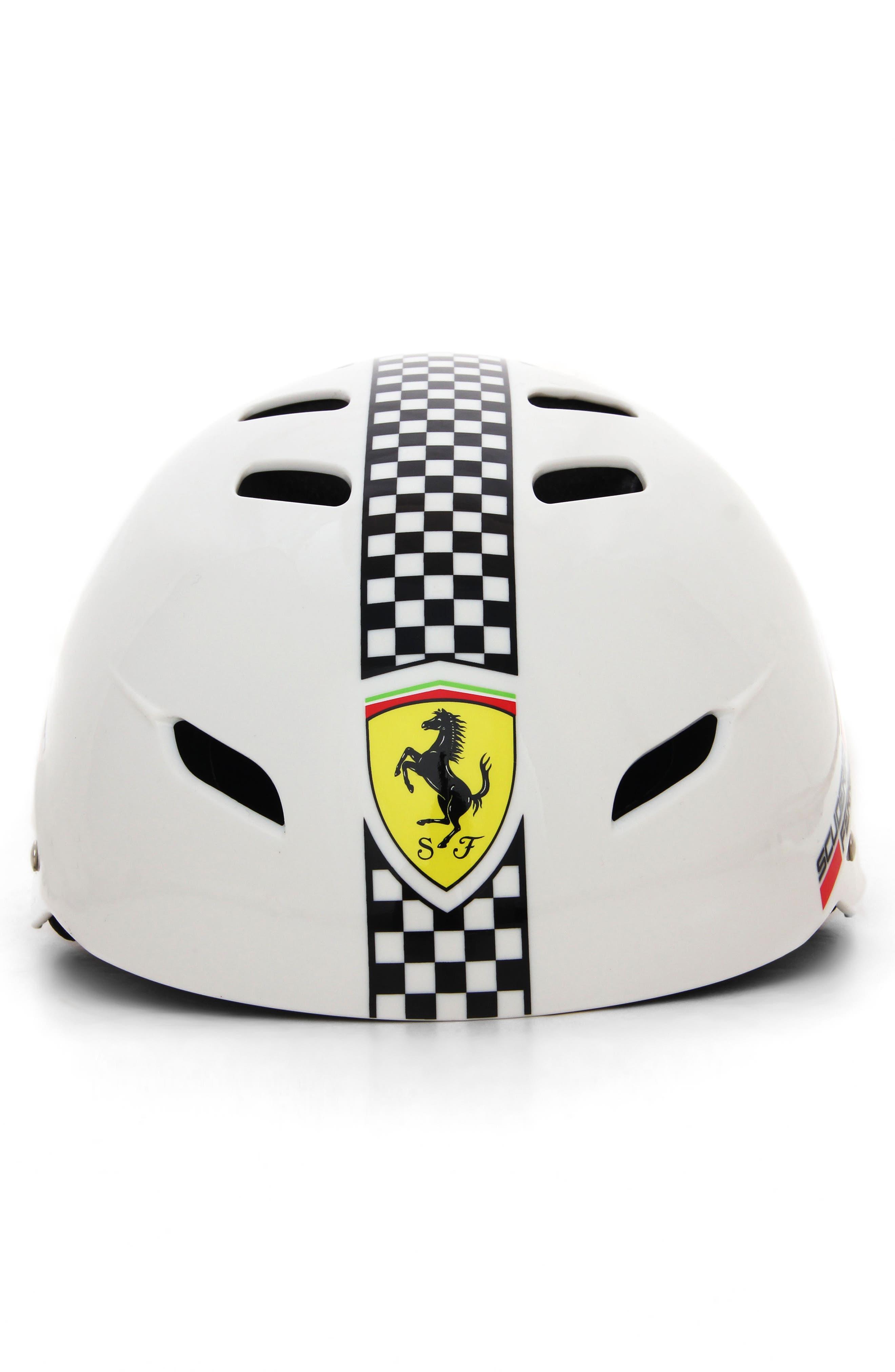 Ferrari F1 Racing Helmet (Kids)