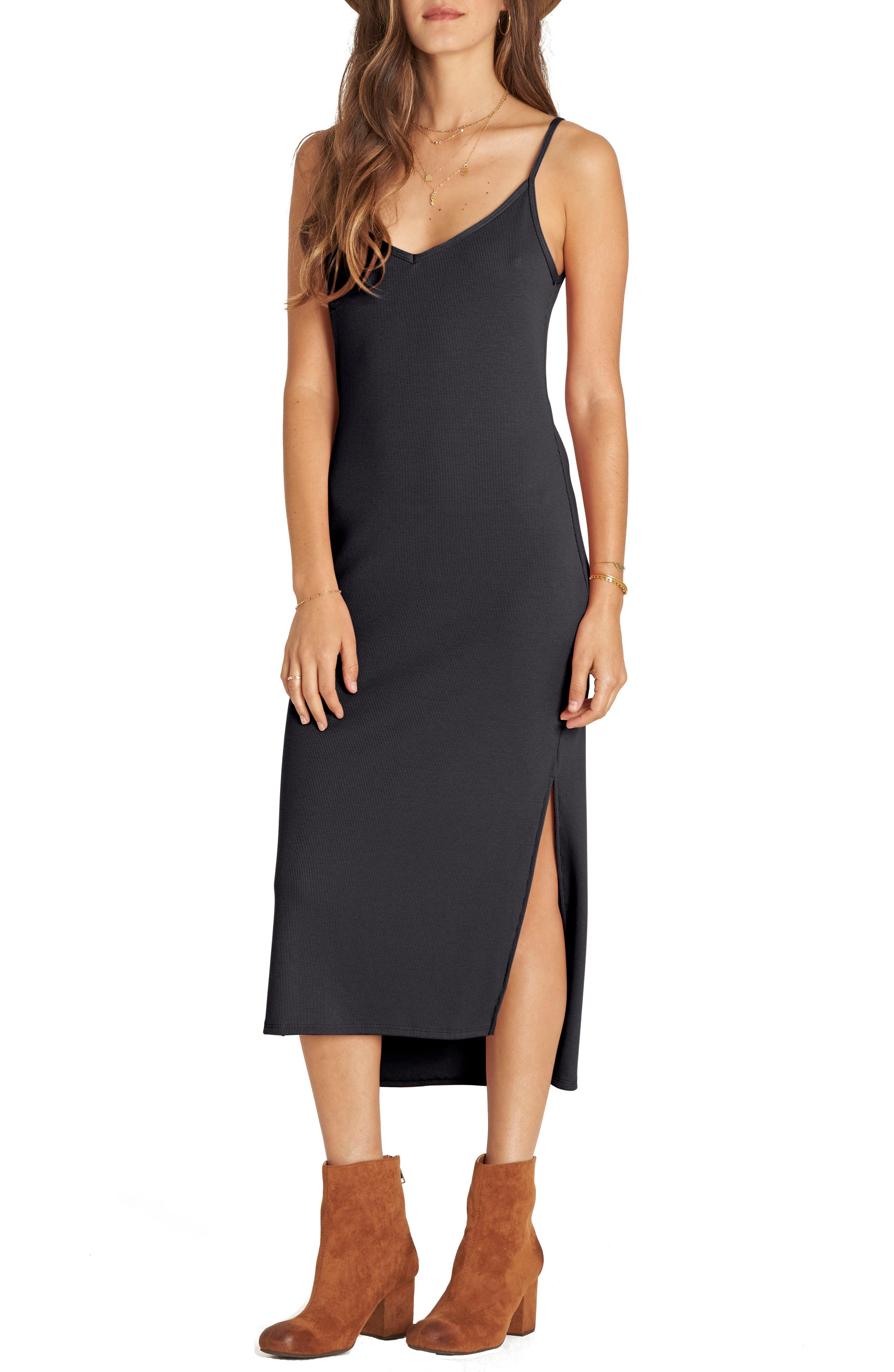 Billabong Great News Midi Dress