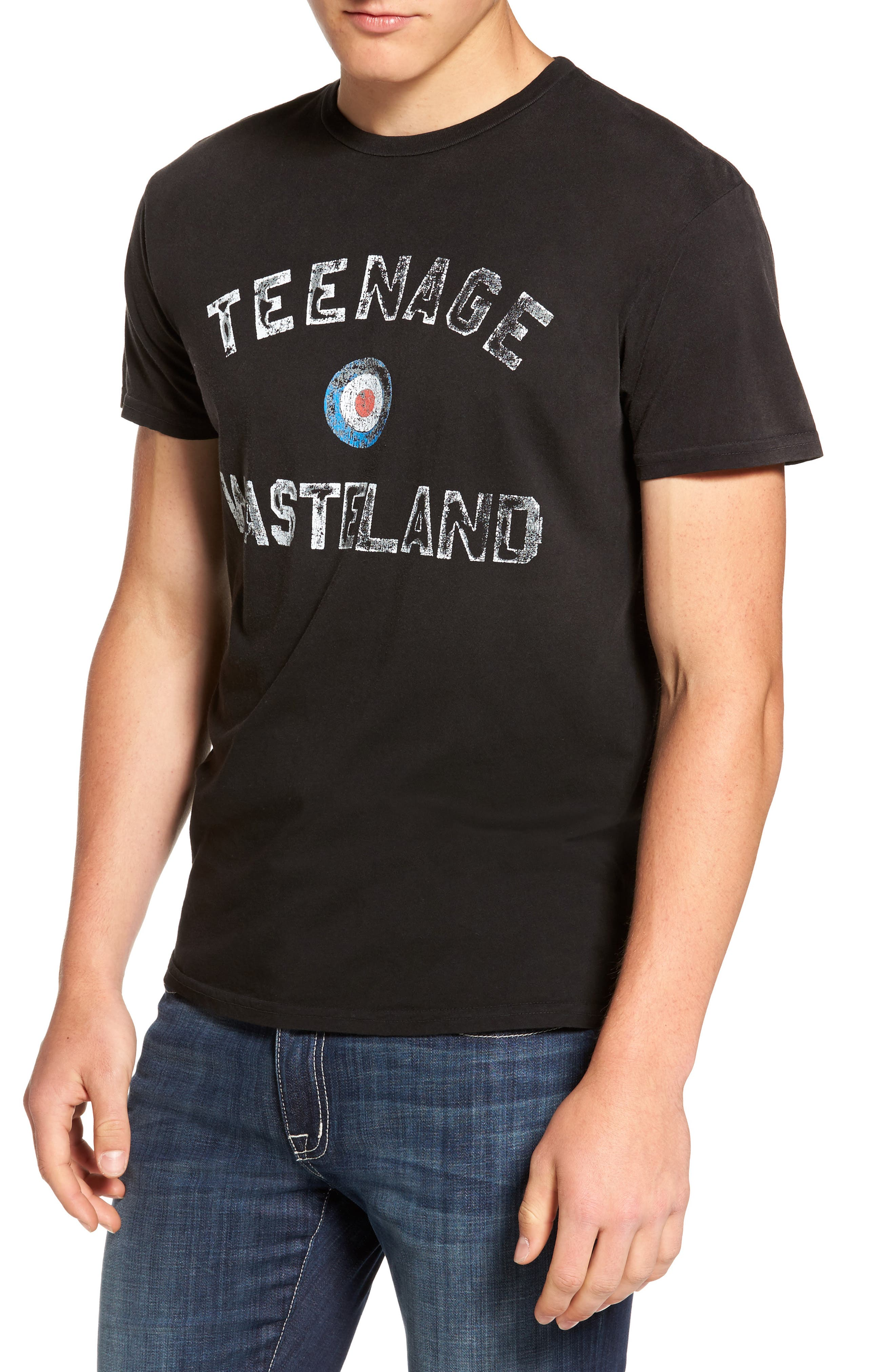 The Rail The Who Teenage Wasteland T-Shirt