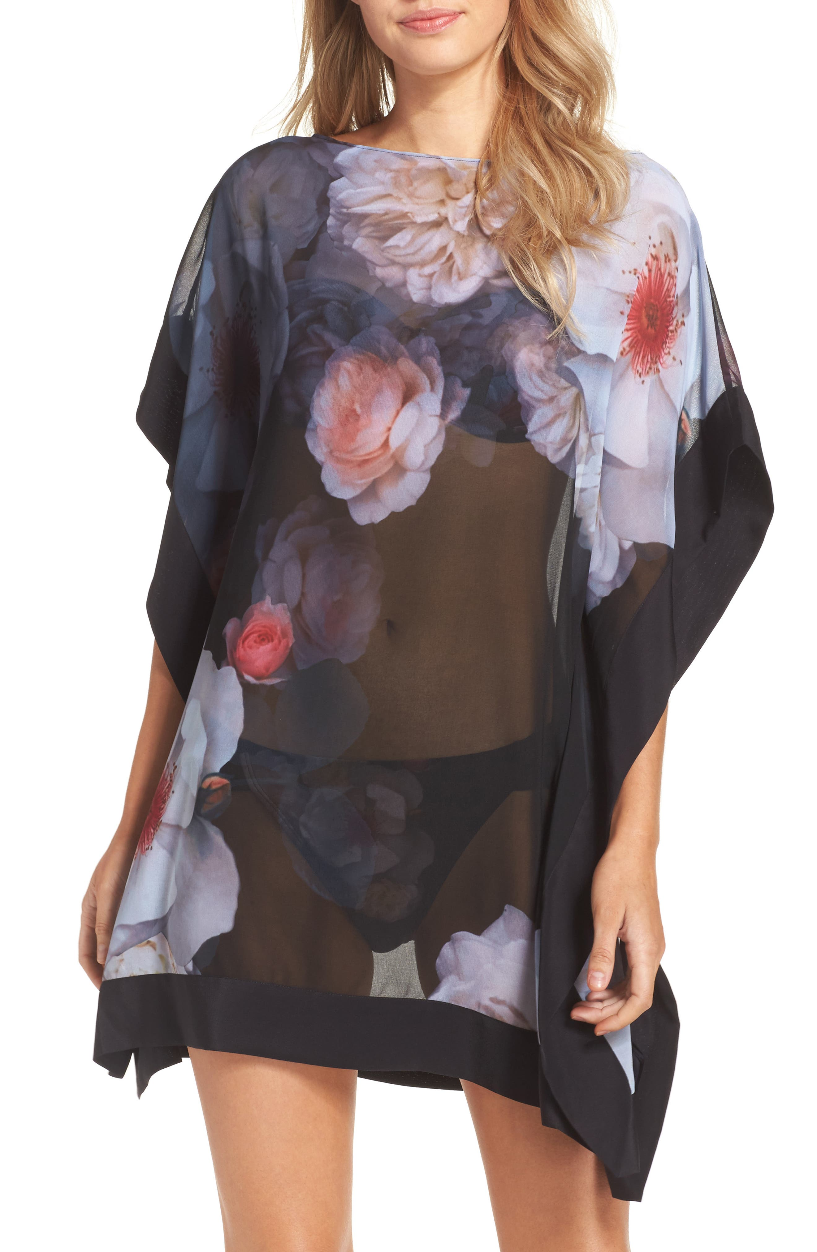 Ted Baker London Ukita Cover-Up Tunic