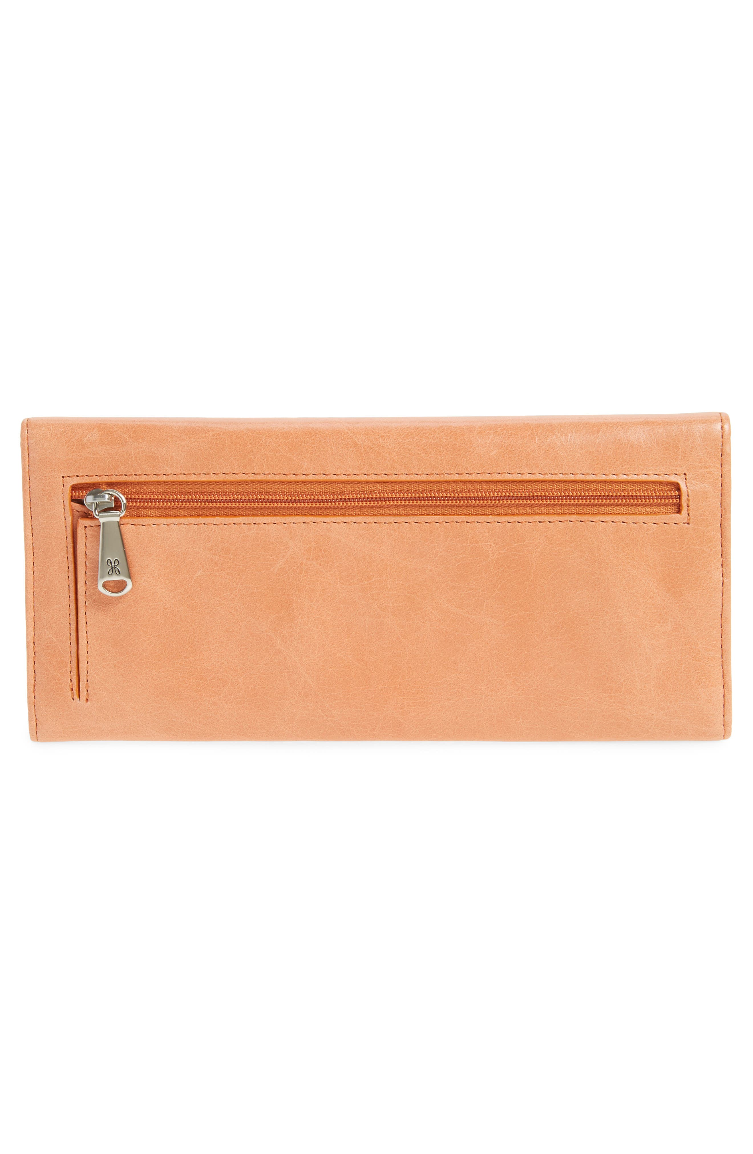 Alternate Image 3  - Hobo 'Sadie' Leather Wallet