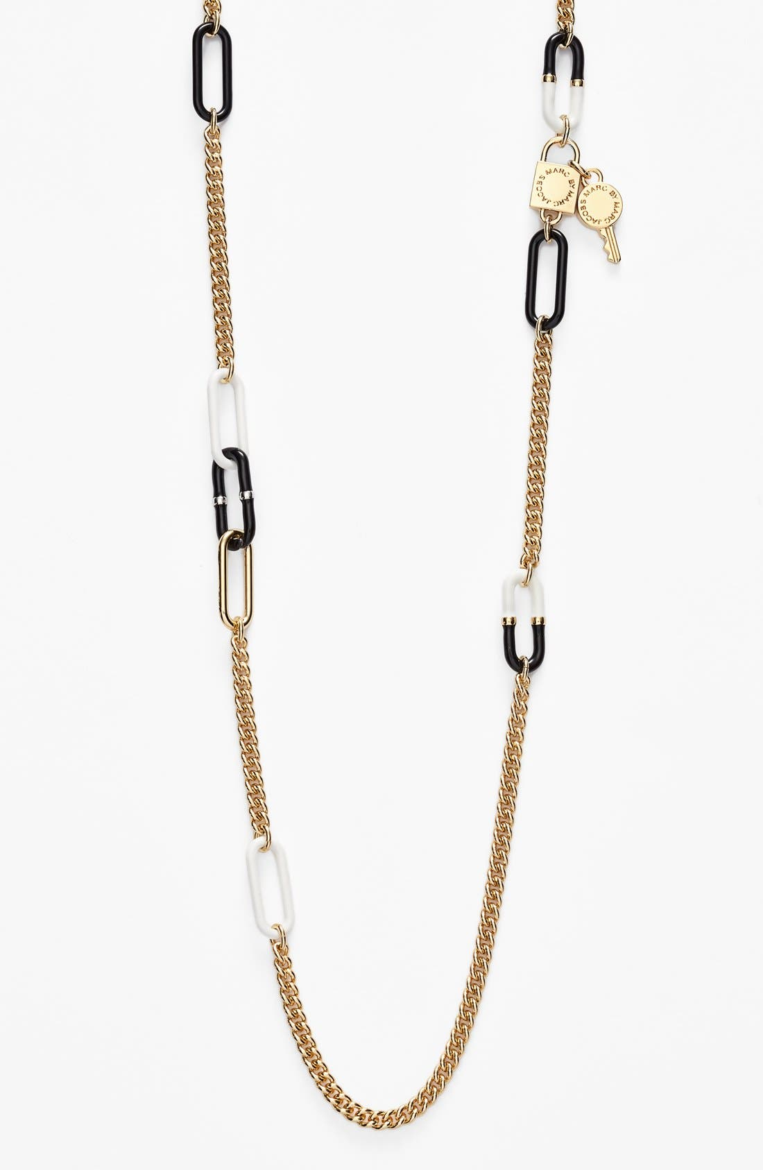Alternate Image 2  - MARC BY MARC JACOBS 'Ferus' Link Station Necklace