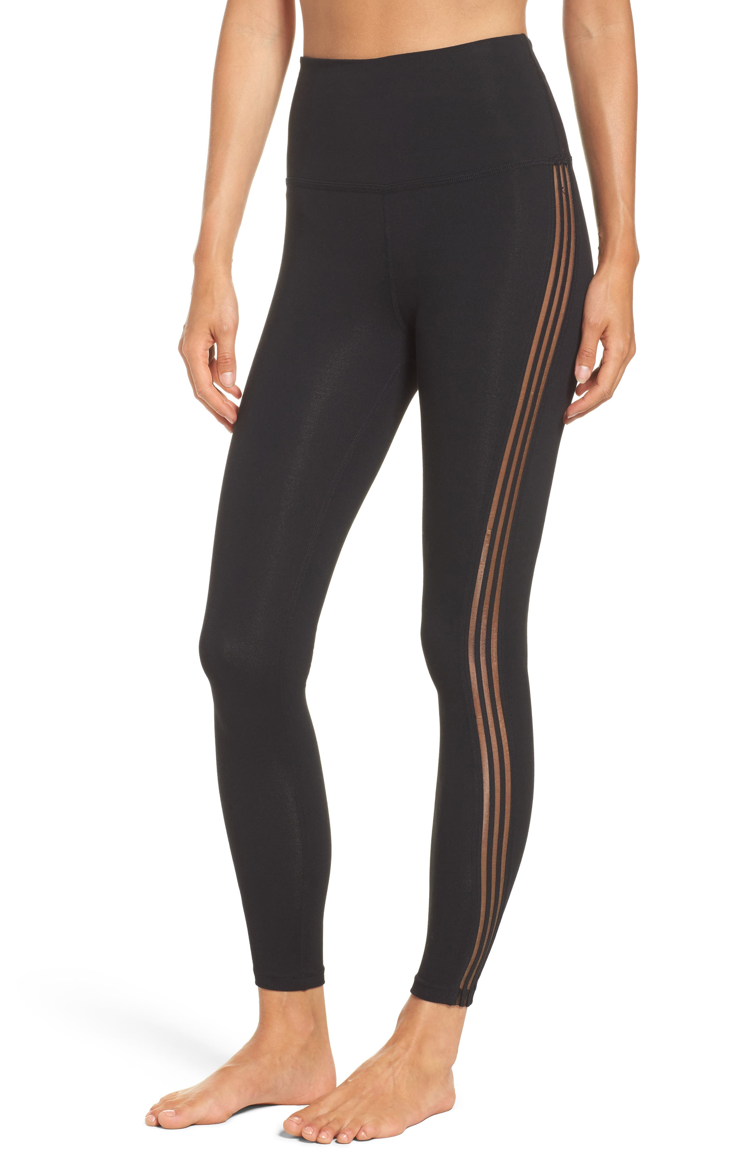 Beyond Yoga Sheer Illusion High Waist Leggings