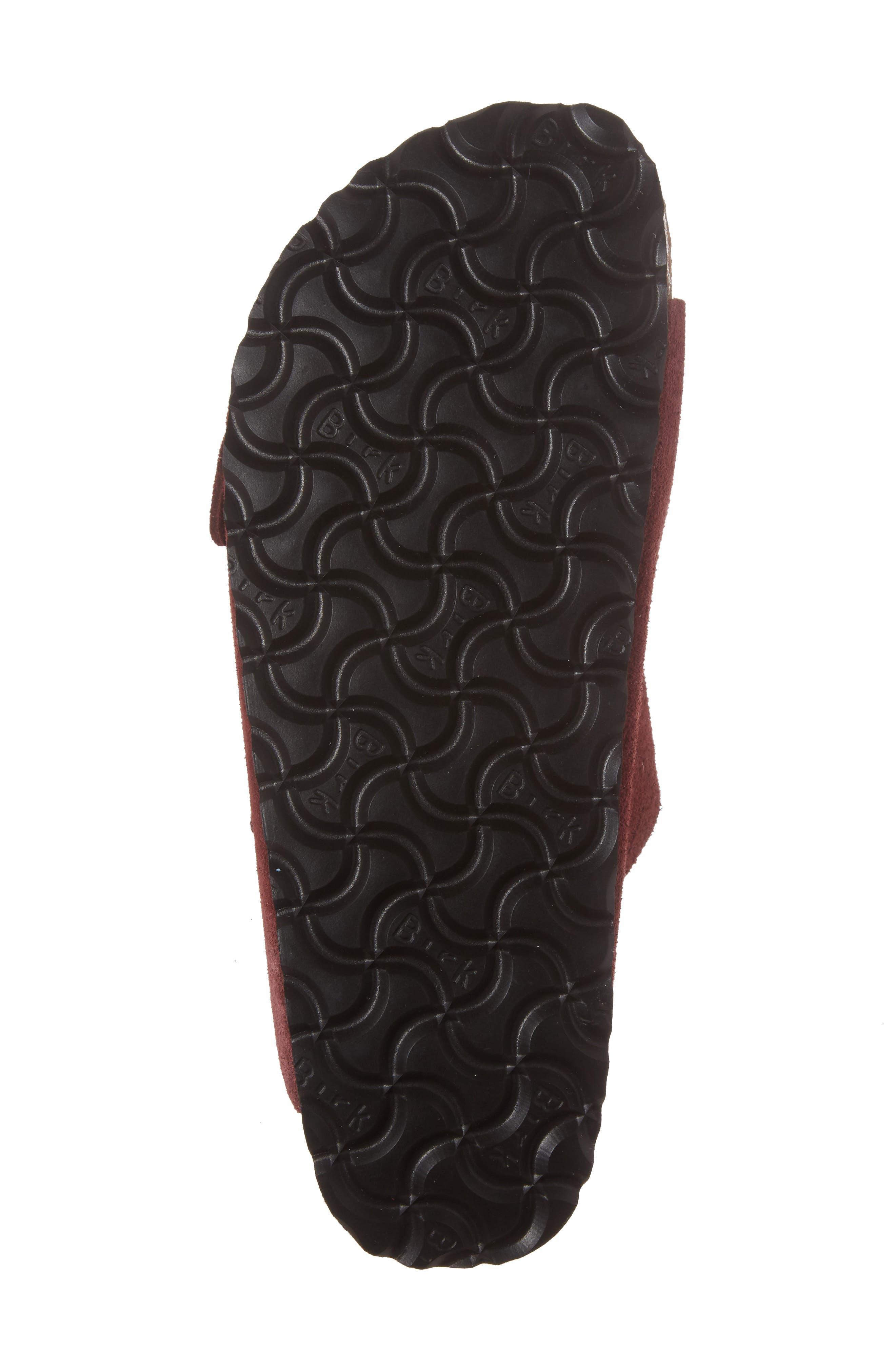 Alternate Image 6  - Birkenstock 'Arizona' Soft Footbed Suede Sandal (Women)
