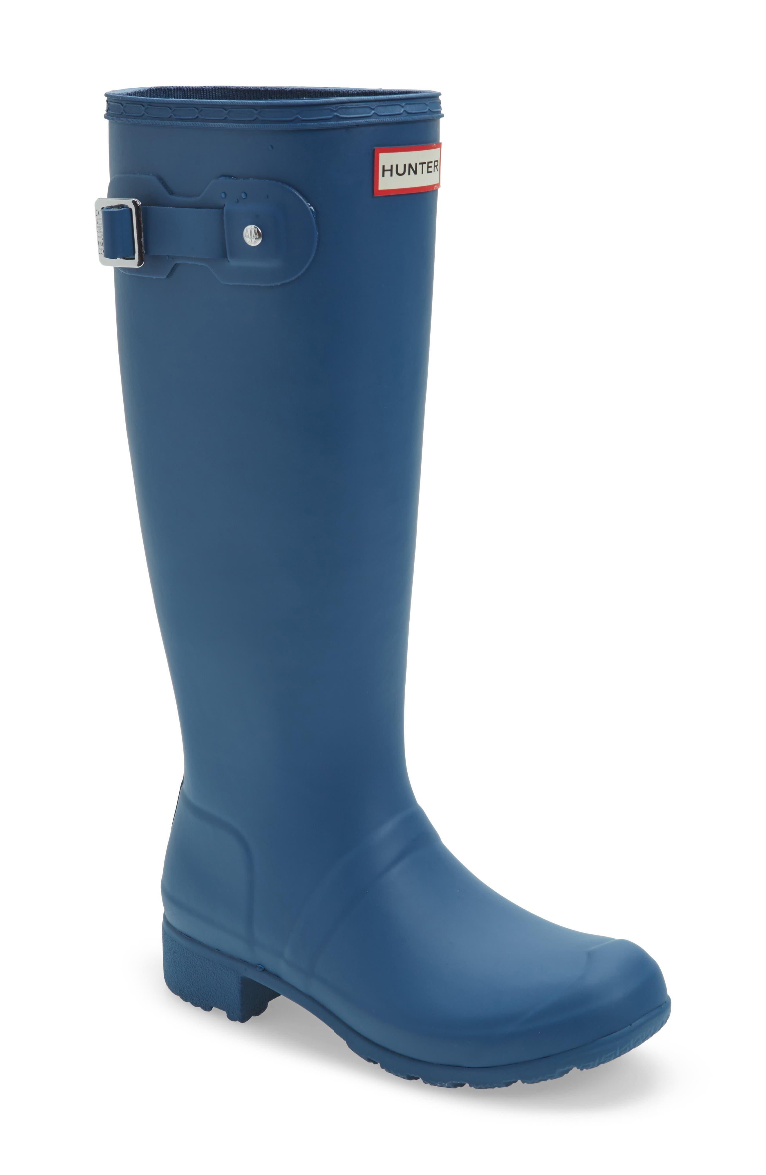 Alternate Image 1 Selected - Hunter 'Tour' Packable Rain Boot (Women)