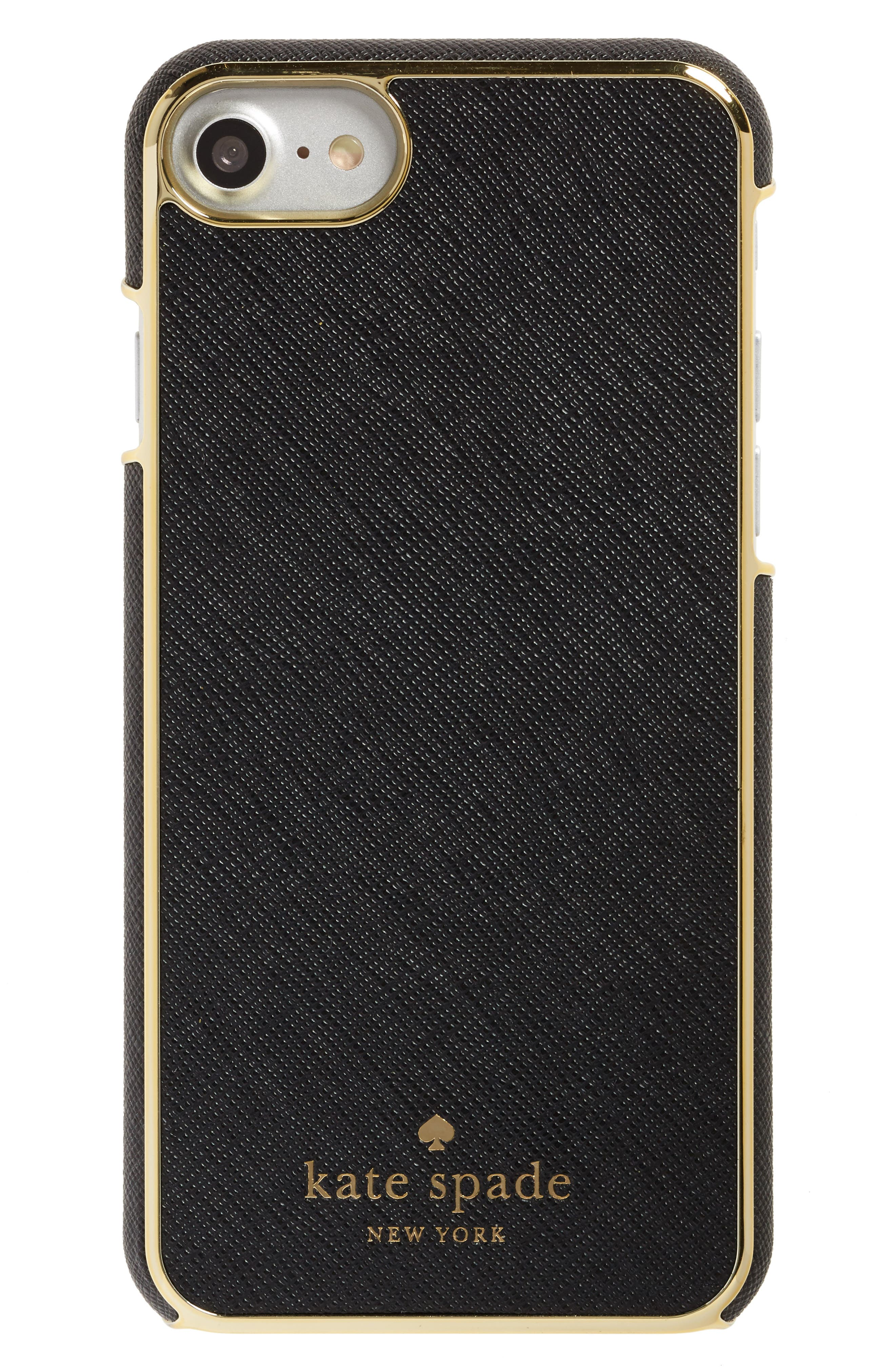 kate spade new york leather iPhone 7 case