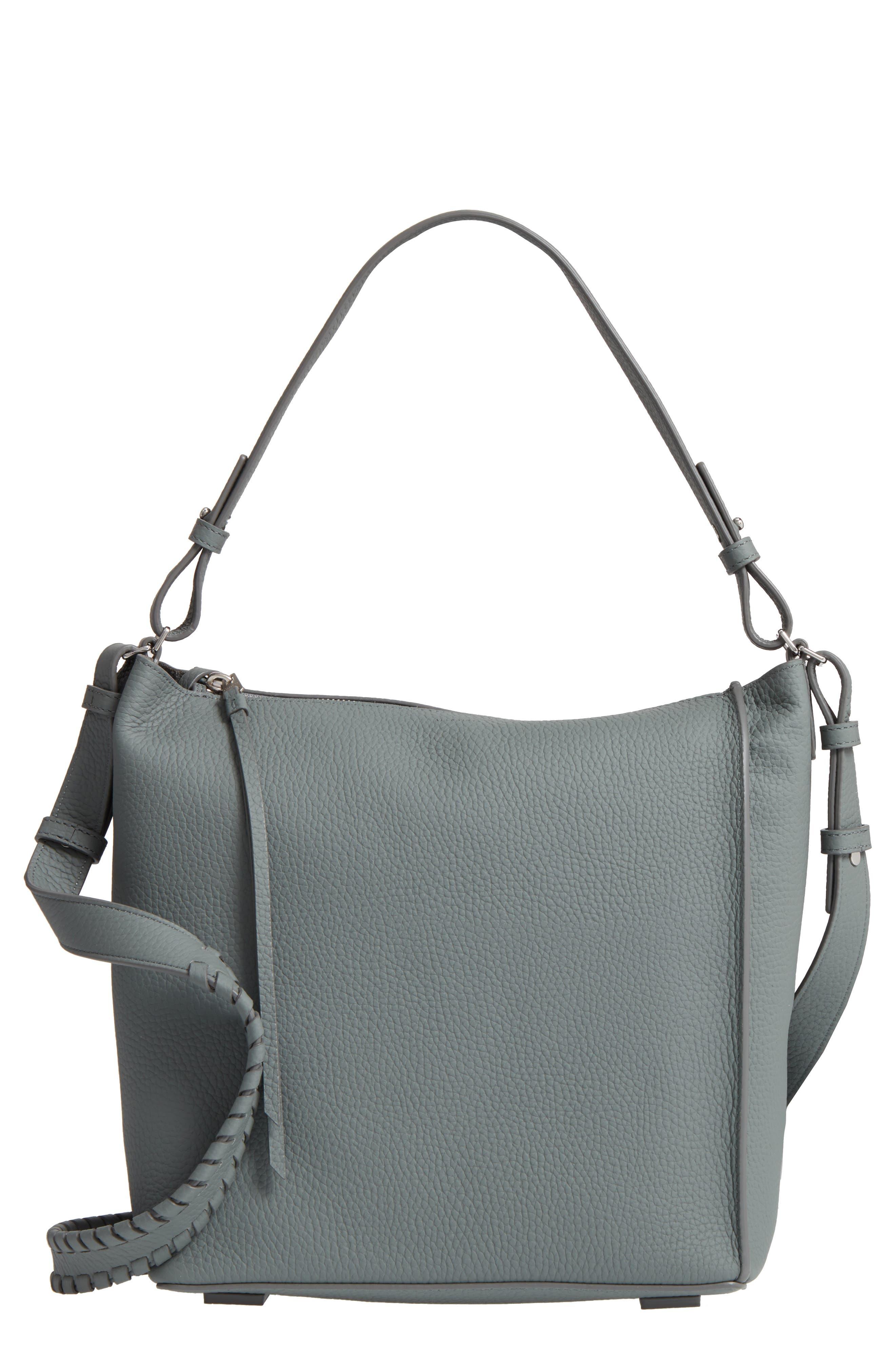ALLSAINTS 'Kita' Leather Shoulder/Crossbody Bag