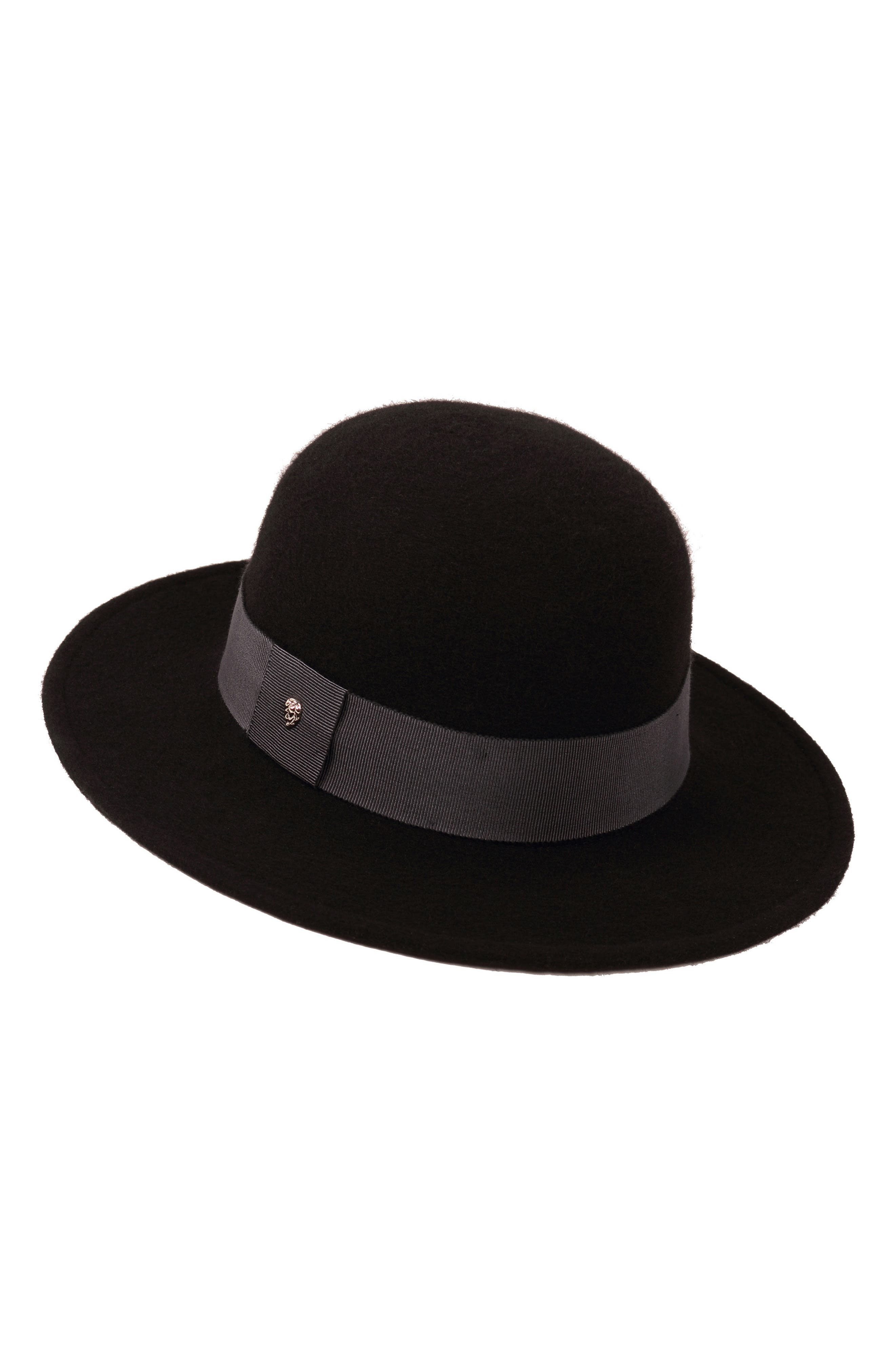 Helen Kaminski Wool Felt Round Hat