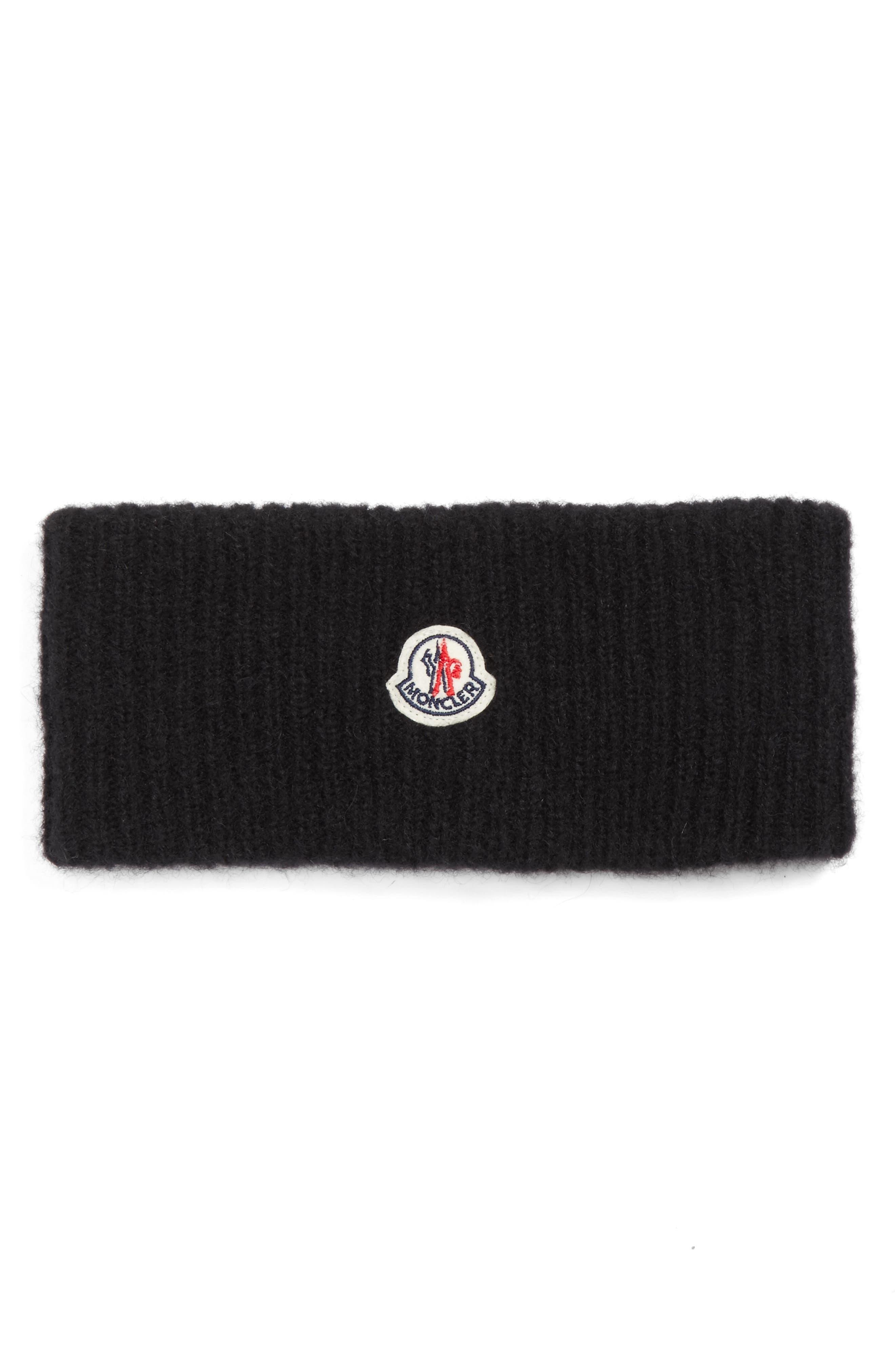 Moncler Knit Wool & Alpaca Blend Headband