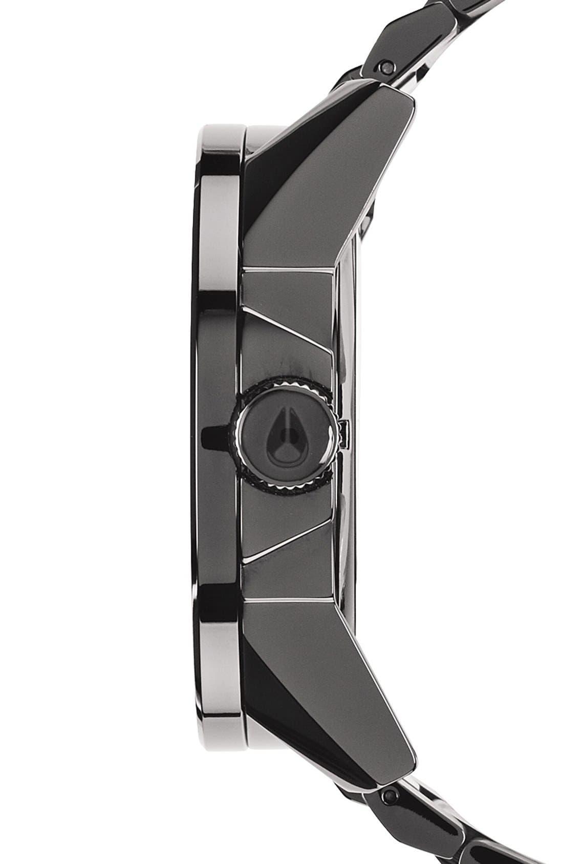 Alternate Image 3  - Nixon 'The Corporal' Bracelet Watch, 48mm