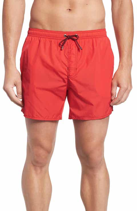 Men's Red Swimwear: Board Shorts, Swim Trunks & More | Nordstrom