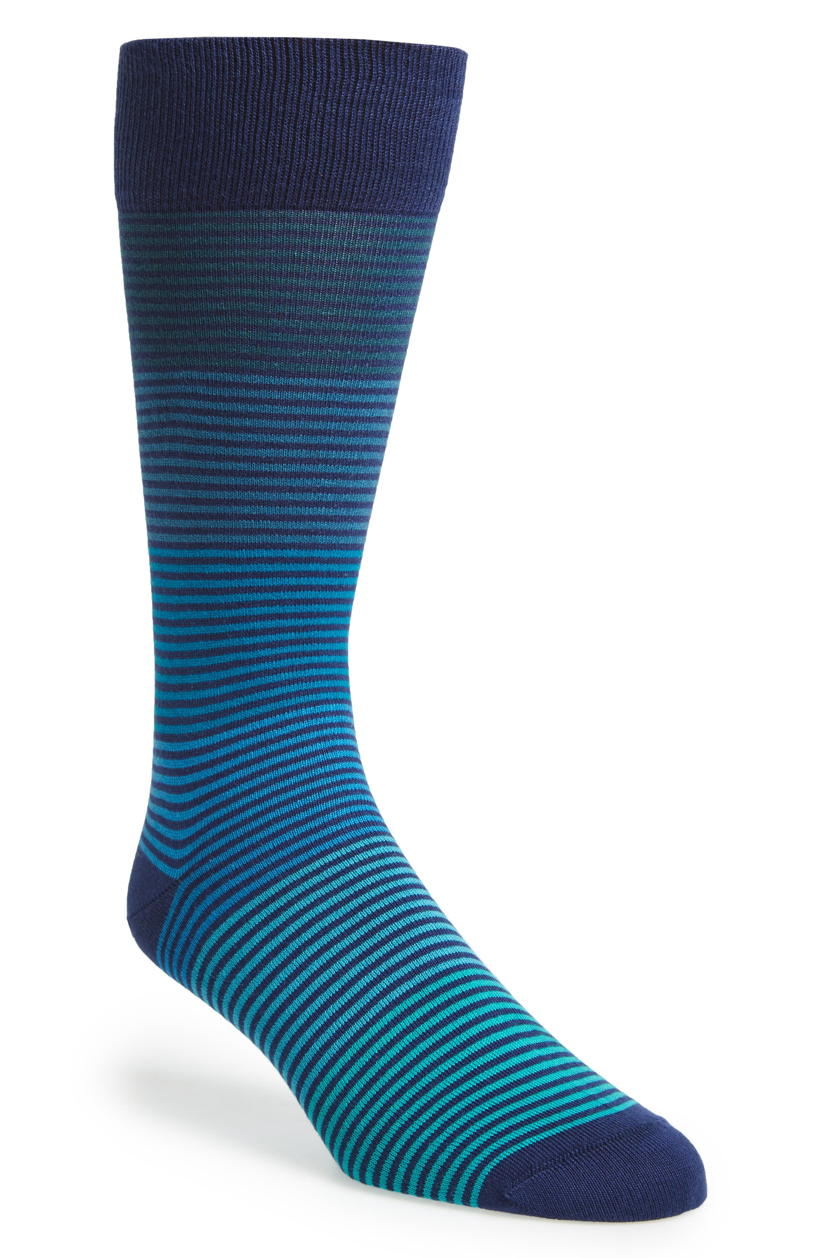 Paul Smith Gradient Stripe Socks
