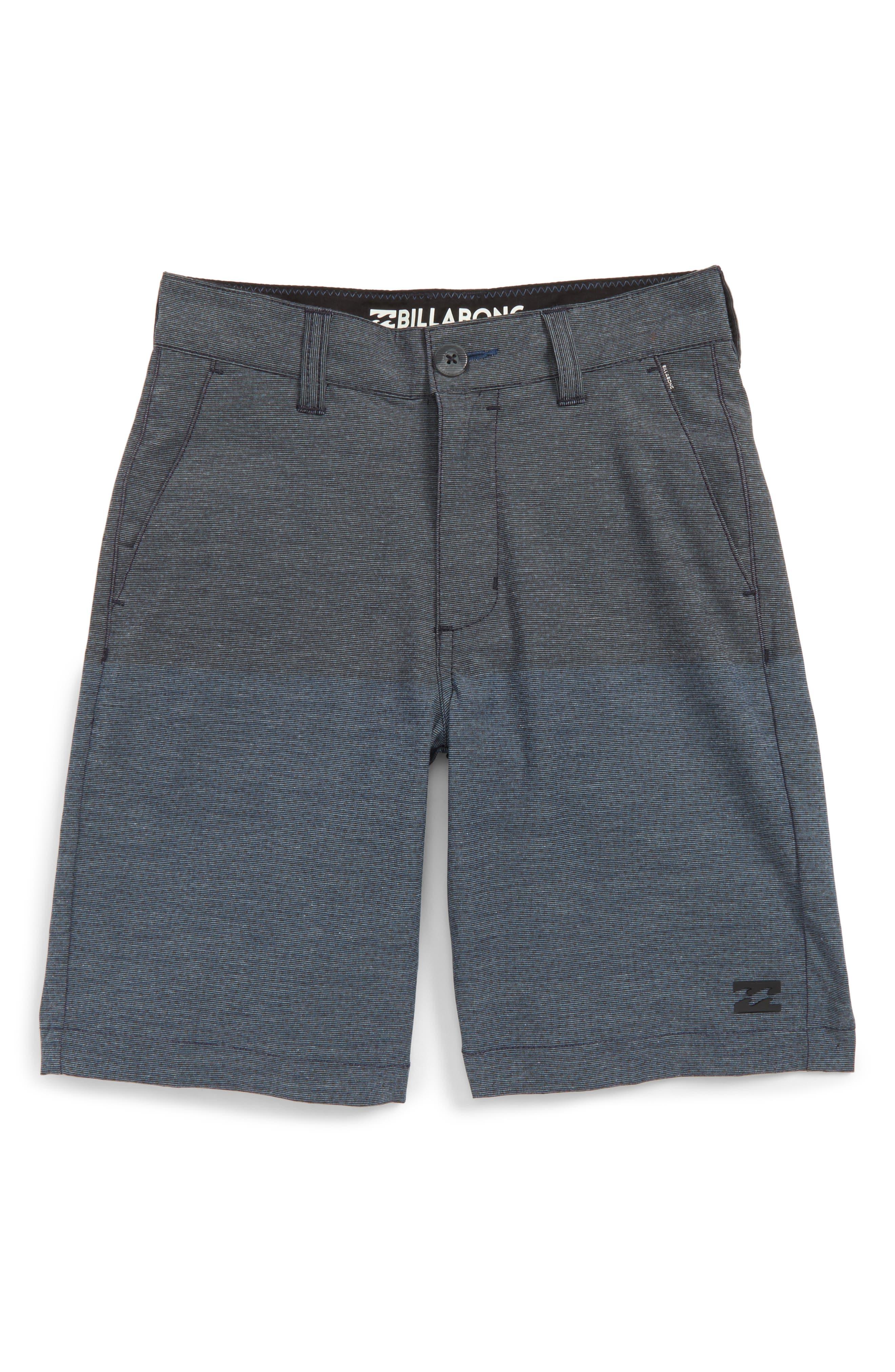 Billabong Crossfire X Line Up Hybrid Shorts (Big Boys)