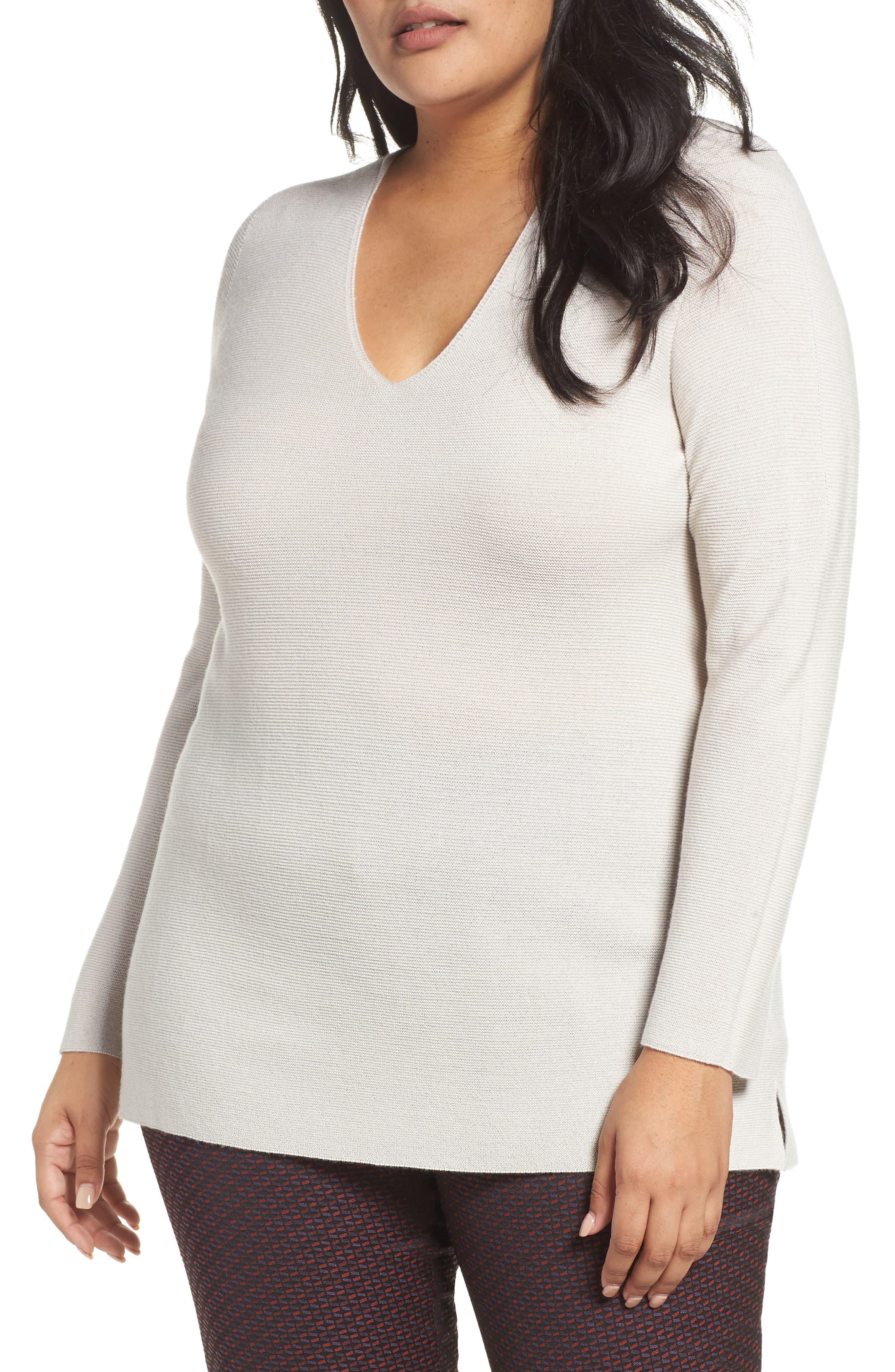 Persona by Marina Rinaldi Alto Sweater (Plus Size)