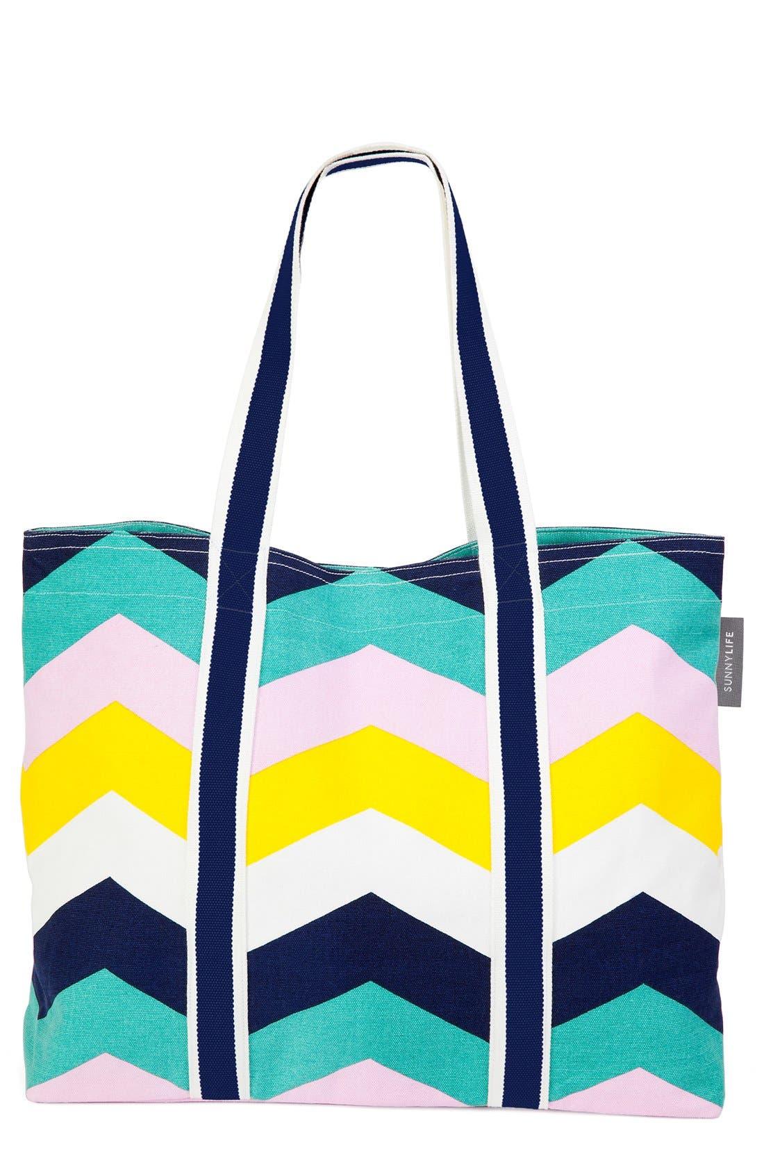 Alternate Image 1 Selected - Sunnylife 'Acapulco' Tote Bag