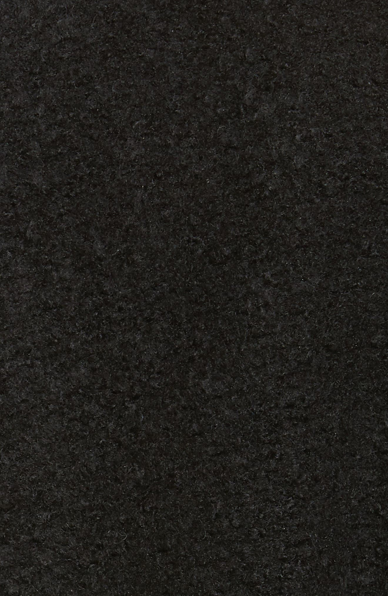 Alternate Image 5  - Halogen® Knit Moto Jacket (Regular & Petite)