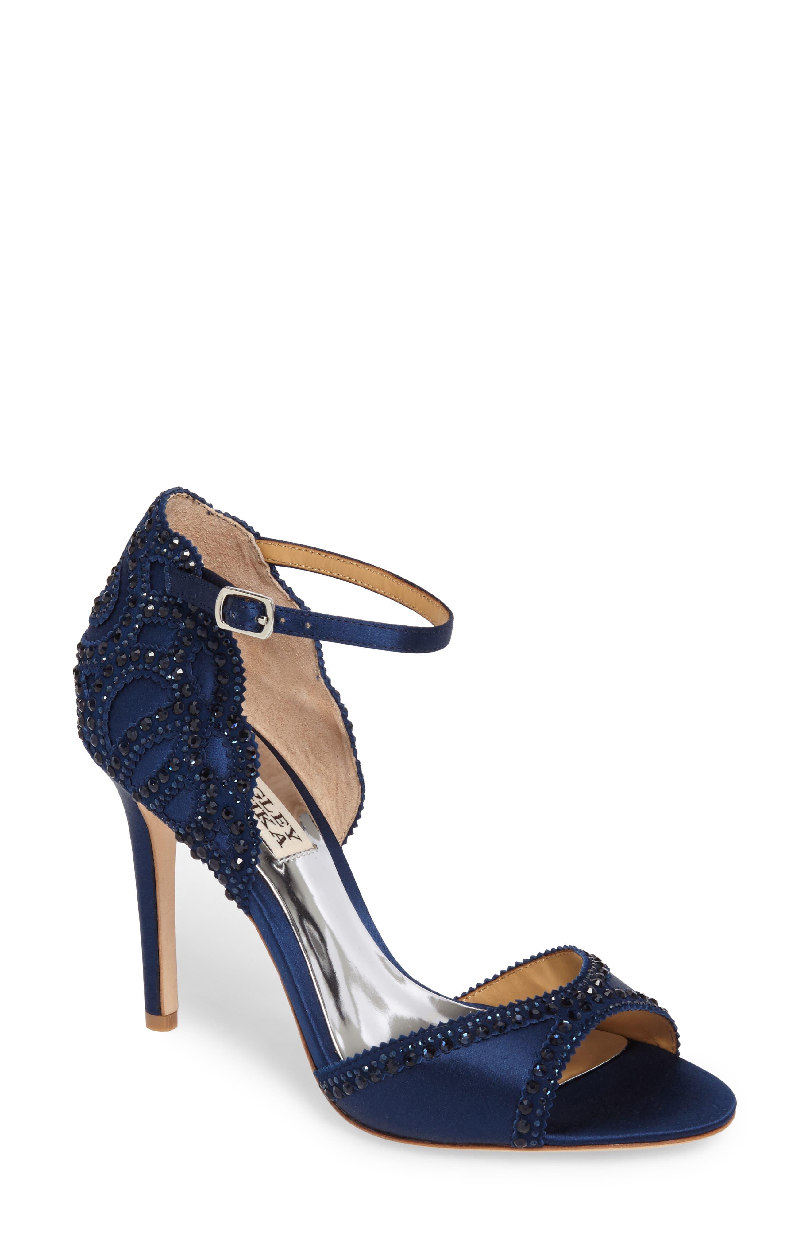 Main Image - Badgley Mischka 'Roxy' Sandal (Women)