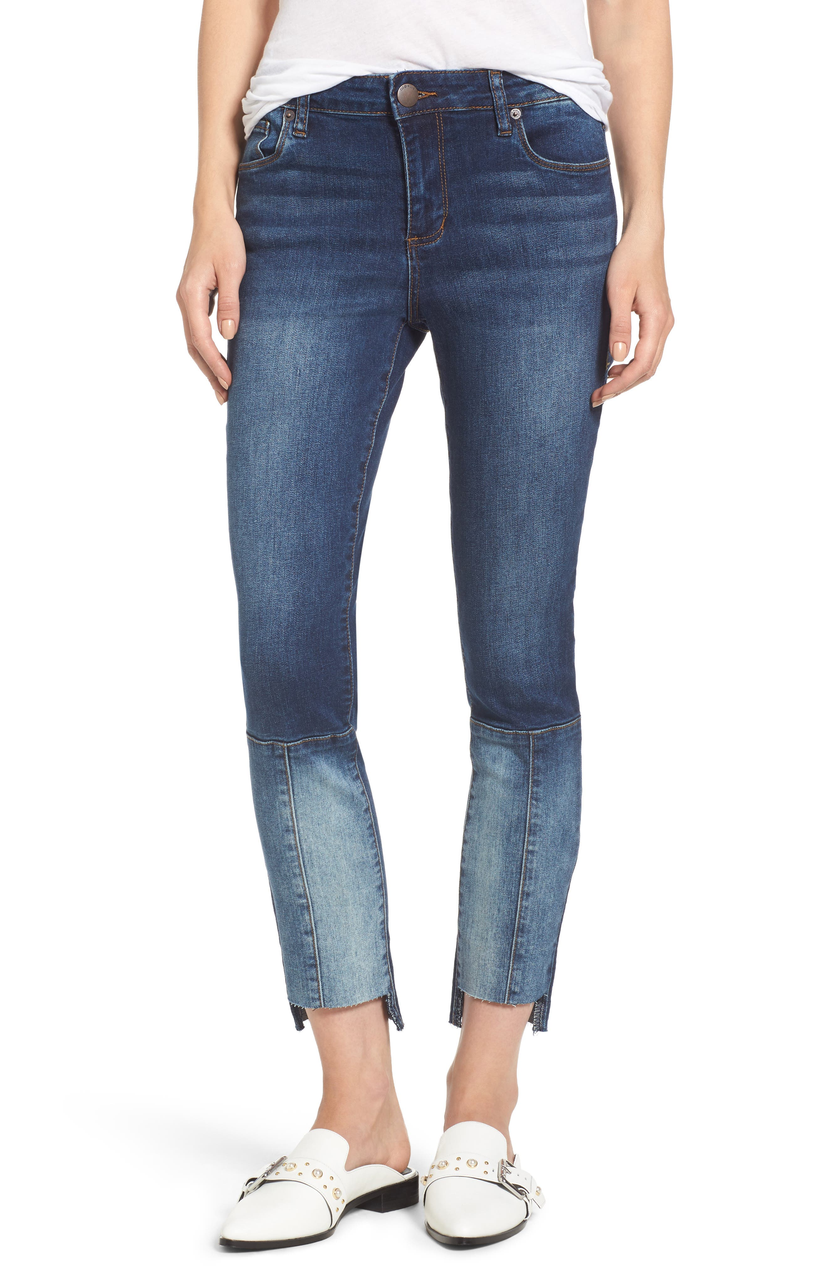 STS Blue Step Hem Ankle Jeans (Honeywell)