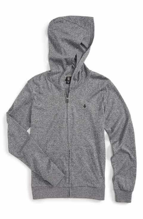 Boys' Hoodies & Sweatshirts: Zip Up & Track | Nordstrom