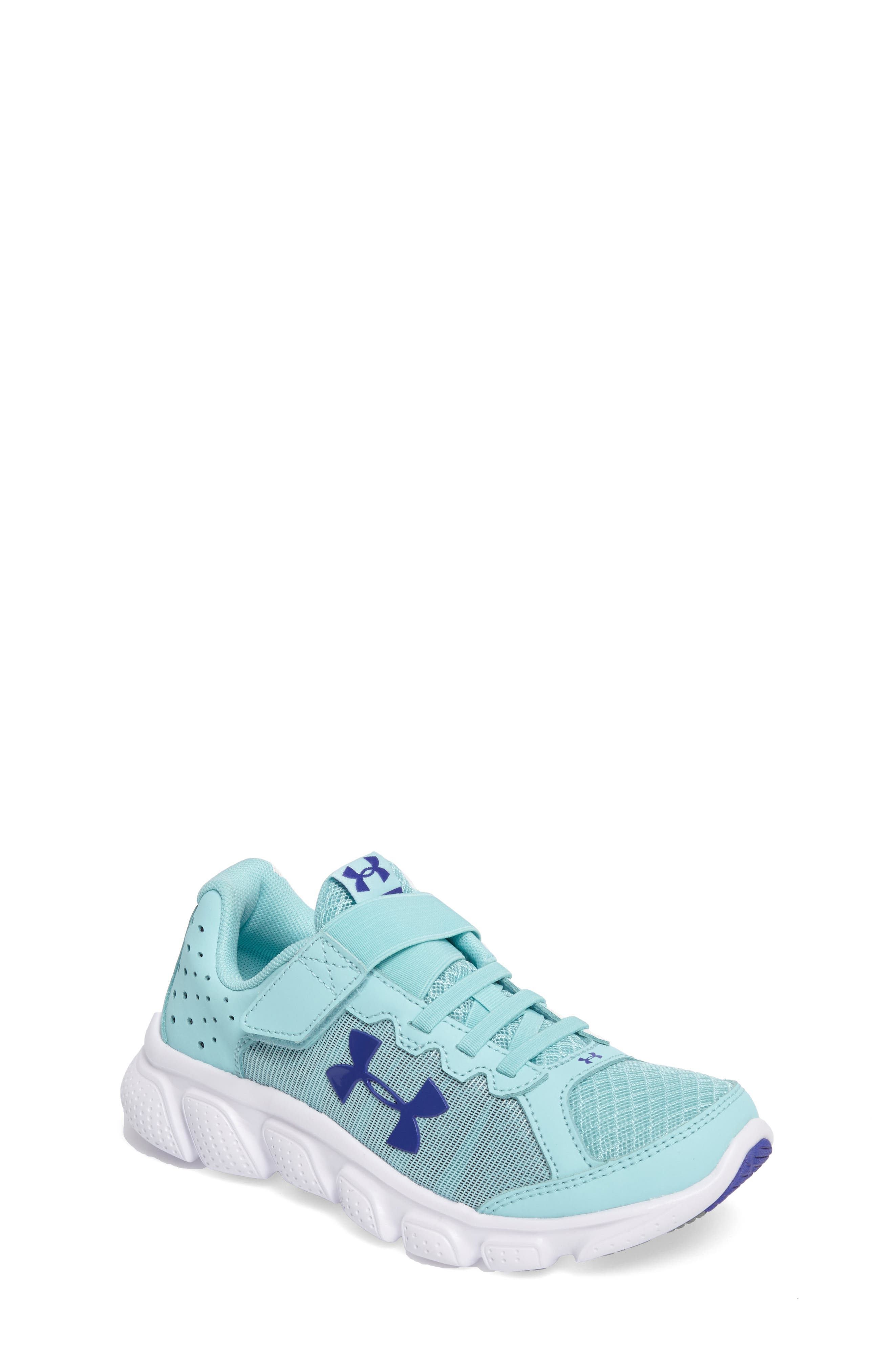 Under Armour Micro G® Assert VI Running Shoe (Walker, Toddler & Little Kid)