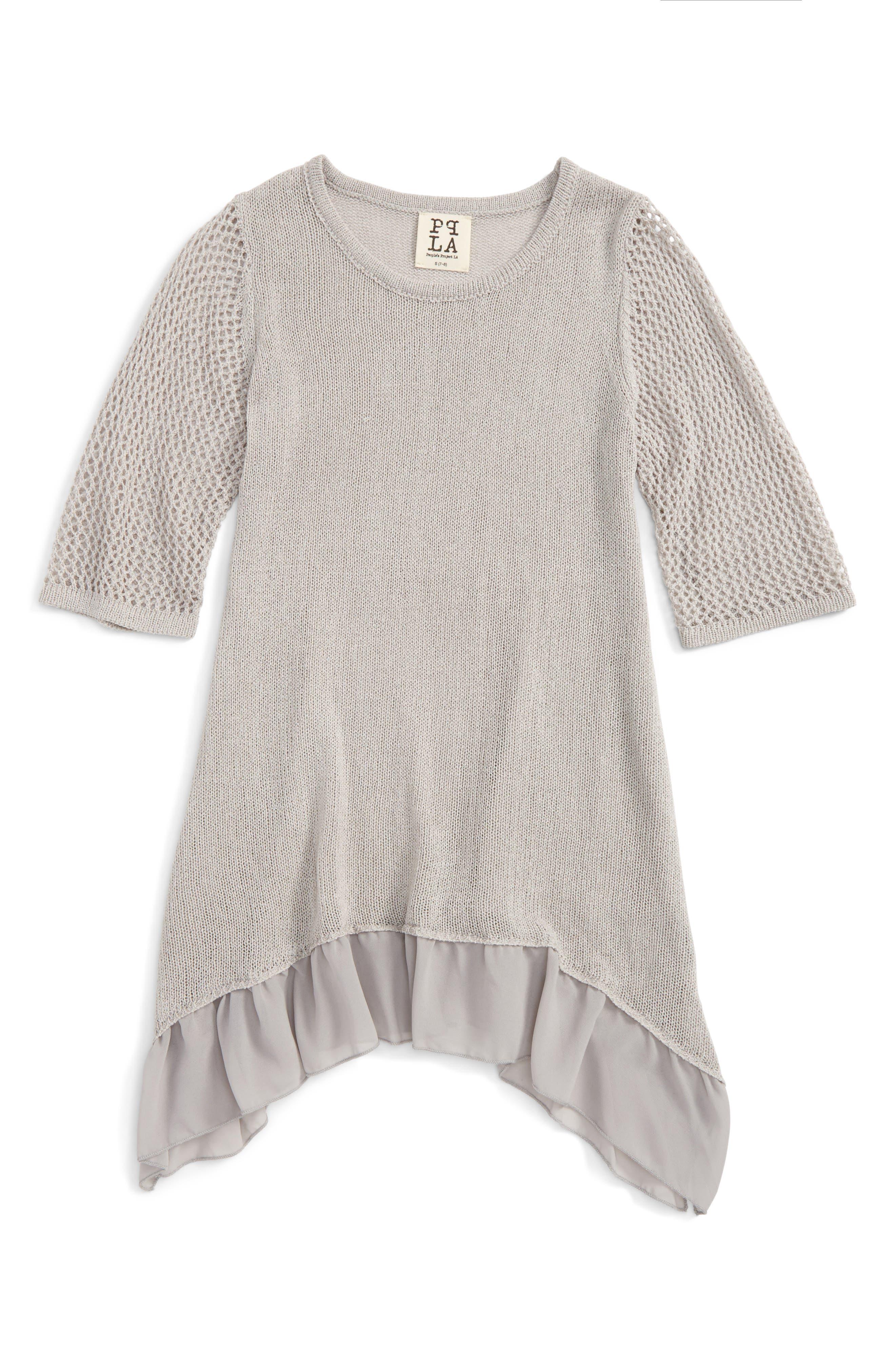 PPLA Shreya Knit Sweater (Big Girls)