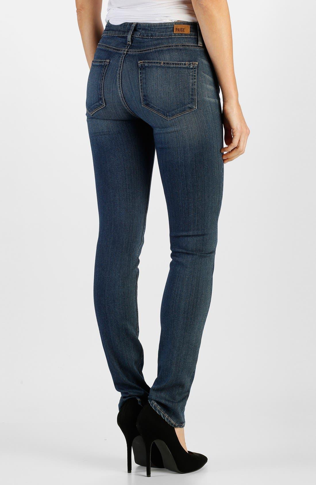 Alternate Image 2  - Paige Denim 'Transcend - Skyline' Skinny Jeans (Lex)