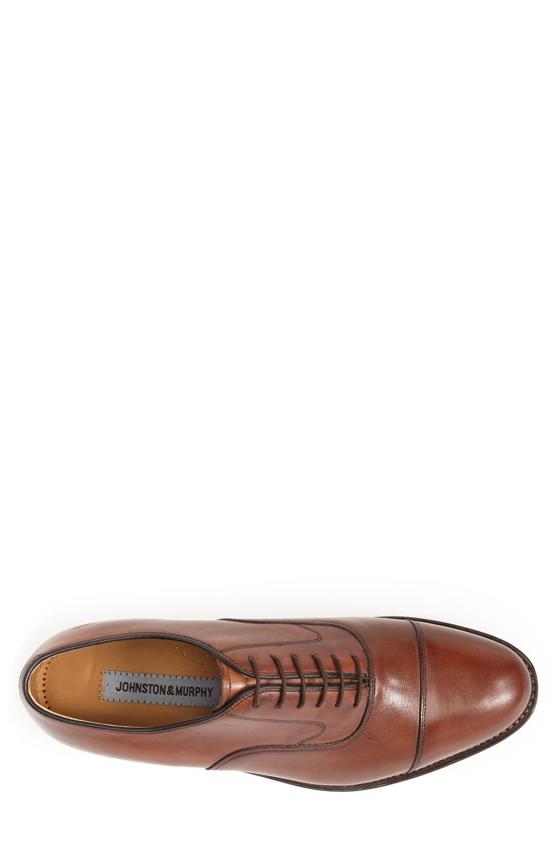 Alternate Image 3  - Johnston & Murphy 'Melton' Oxford (Men)