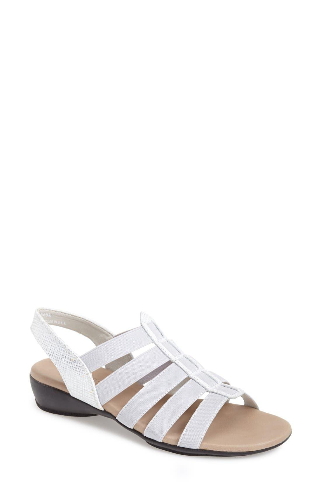 Main Image - Munro 'Darian' Slip-On Sandal