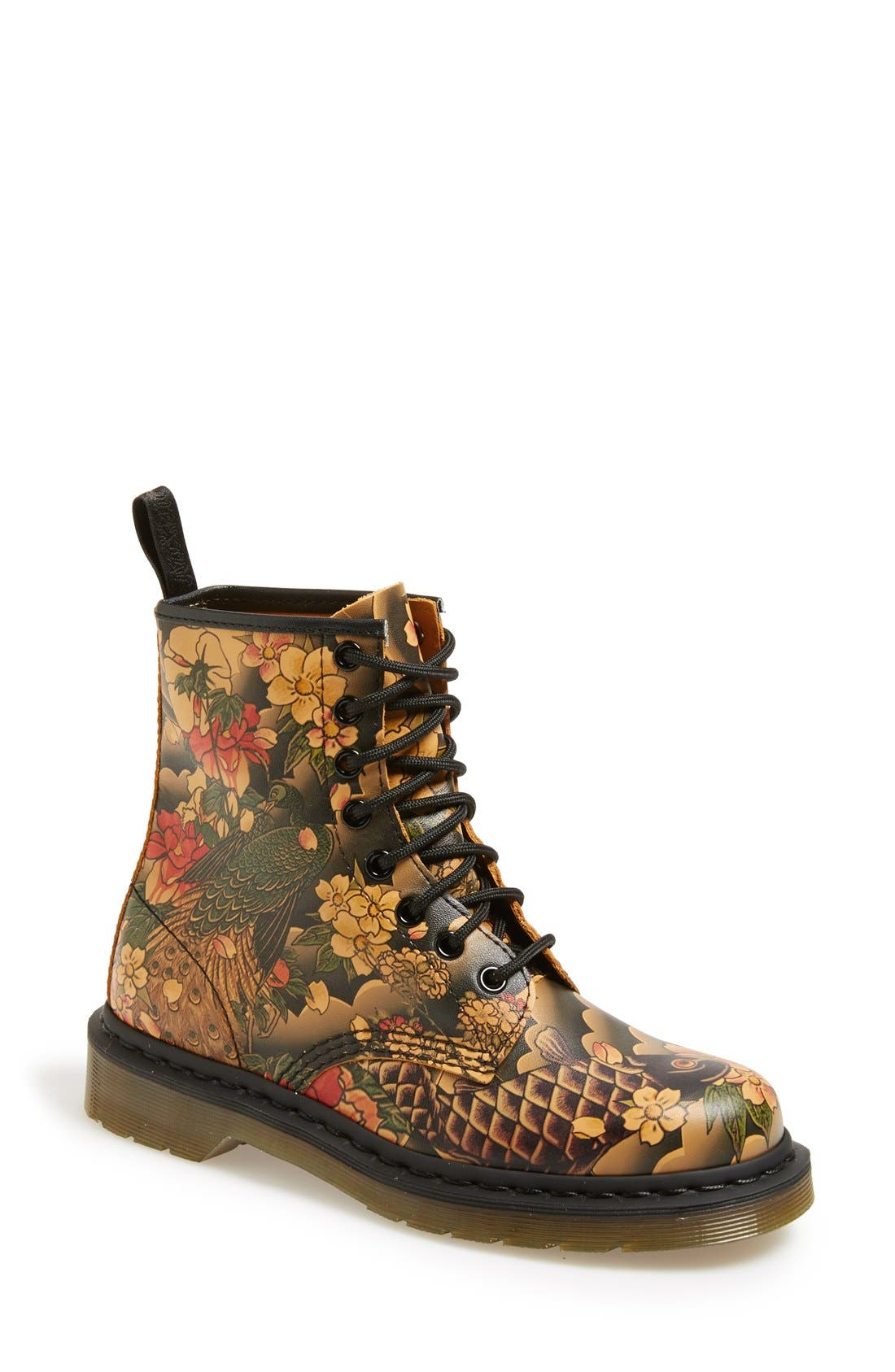 Alternate Image 1 Selected - Dr. Martens '1460 W' Boot (Women)