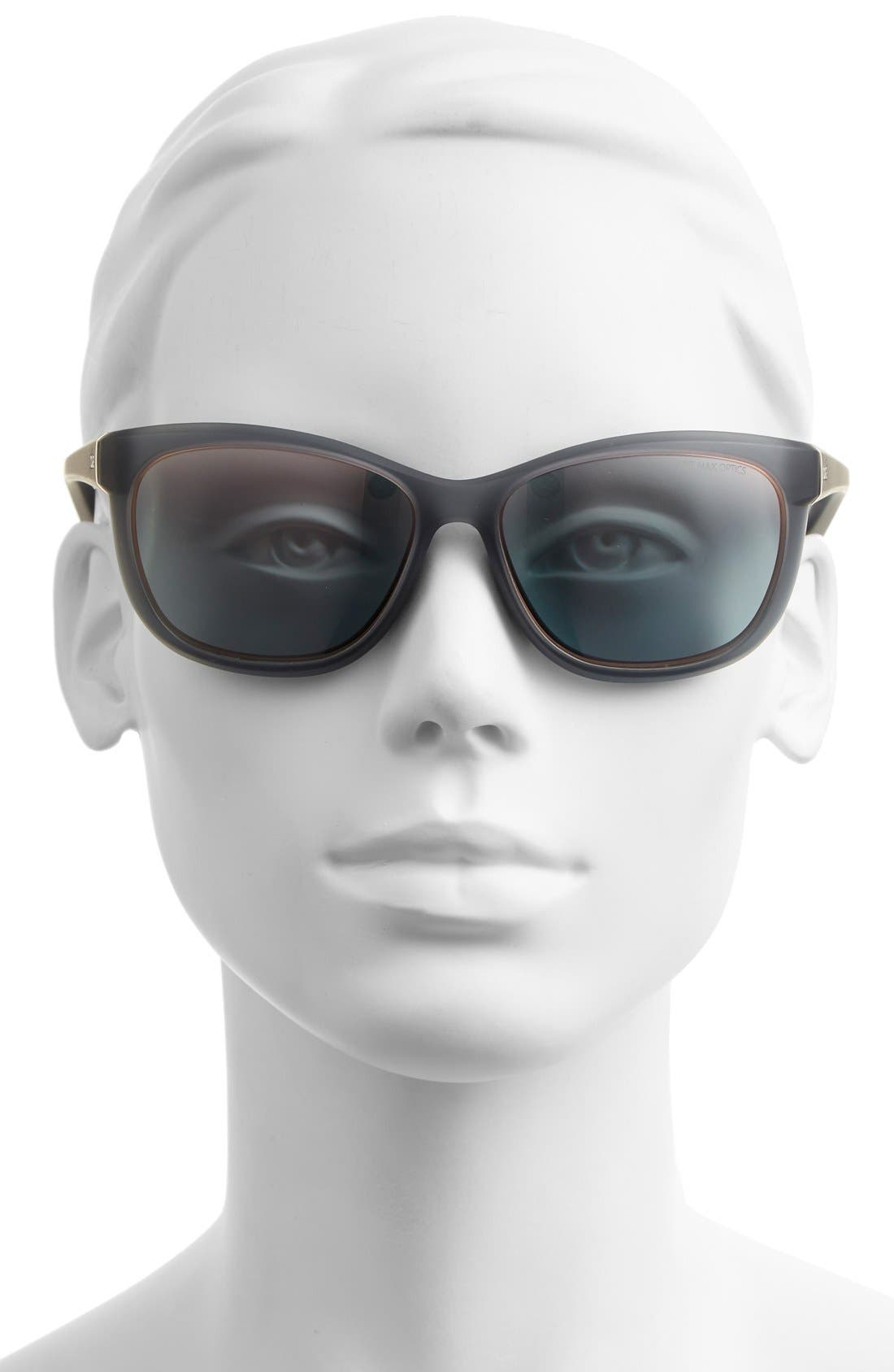 Alternate Image 2  - Nike 'Gaze 2' 58mm Performance Sunglasses
