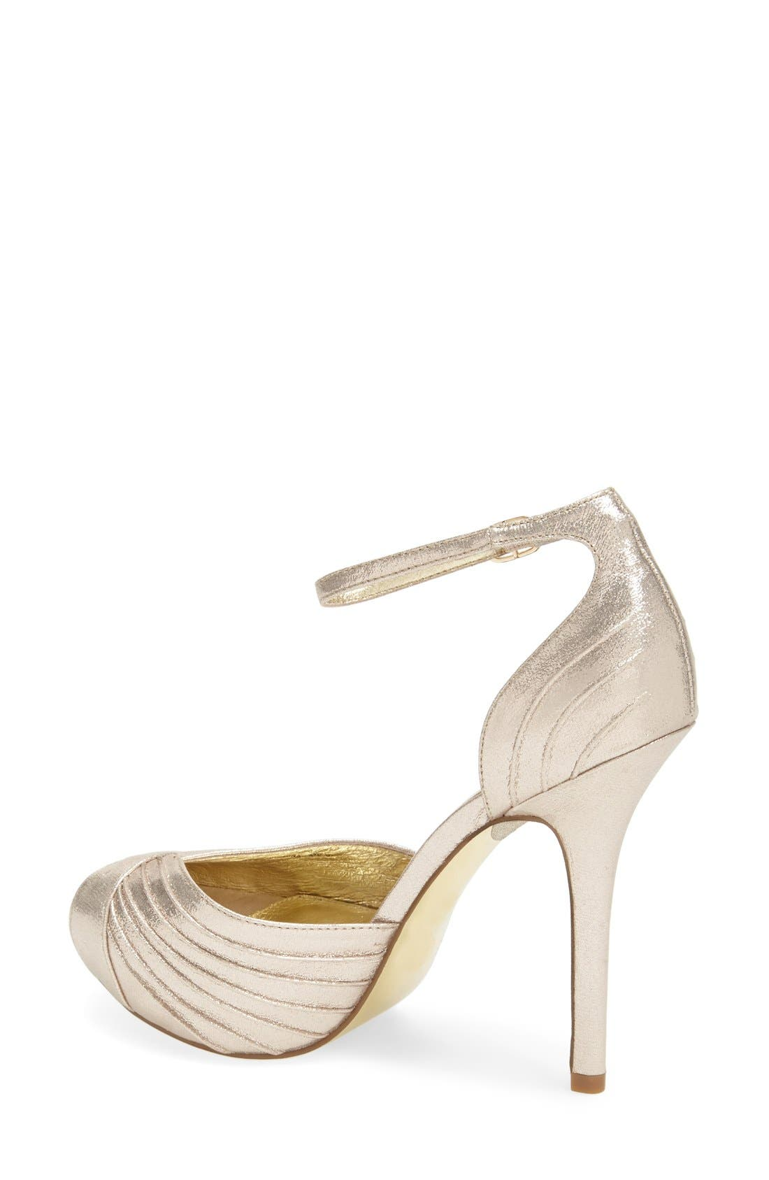 Alternate Image 2  - Adrianna Papell 'Rebecca' Platform Sandal (Women)