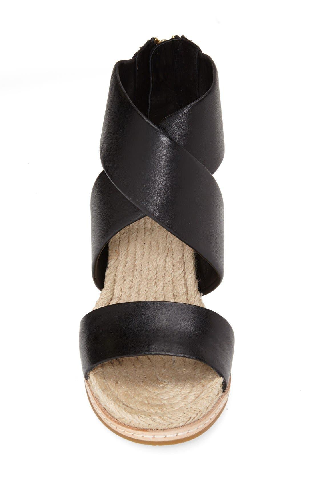 Alternate Image 3  - Aerin 'Jayden' Espadrille Wedge Sandal (Women)