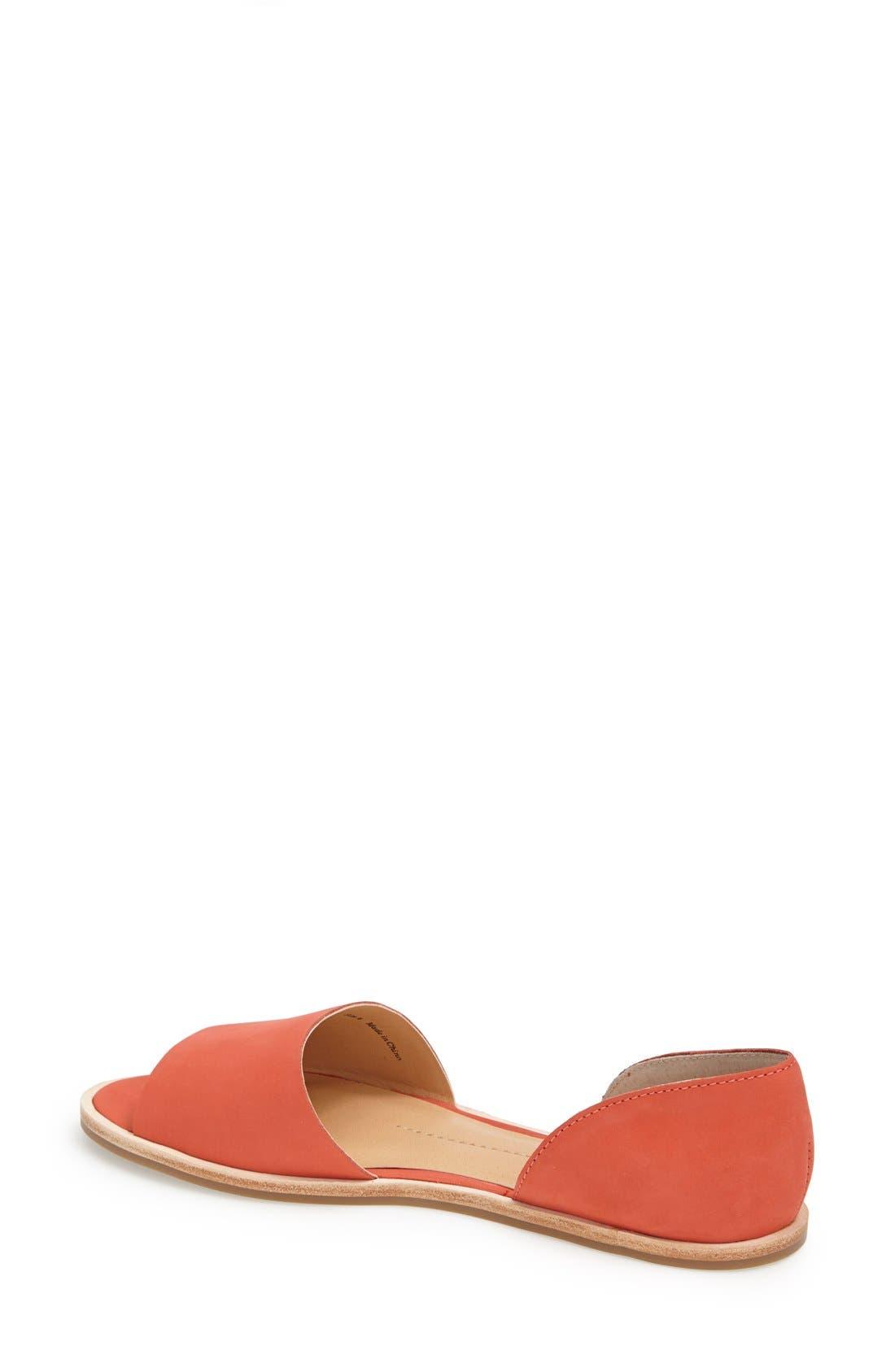 Alternate Image 2  - DV by Dolce Vita 'Datsun' Leather Sandal (Women)