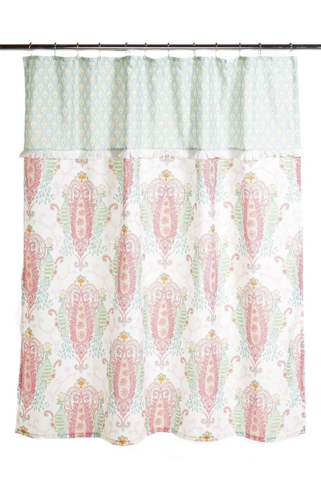 Dena Home 'Peacock' Shower Curtain