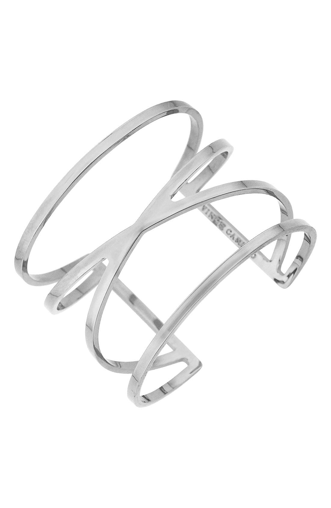 Alternate Image 1 Selected - Vince Camuto Cutout Cuff