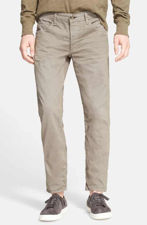 rag   bone Standard Issue Fit 2 Slim Fit Five-Pocket Pants