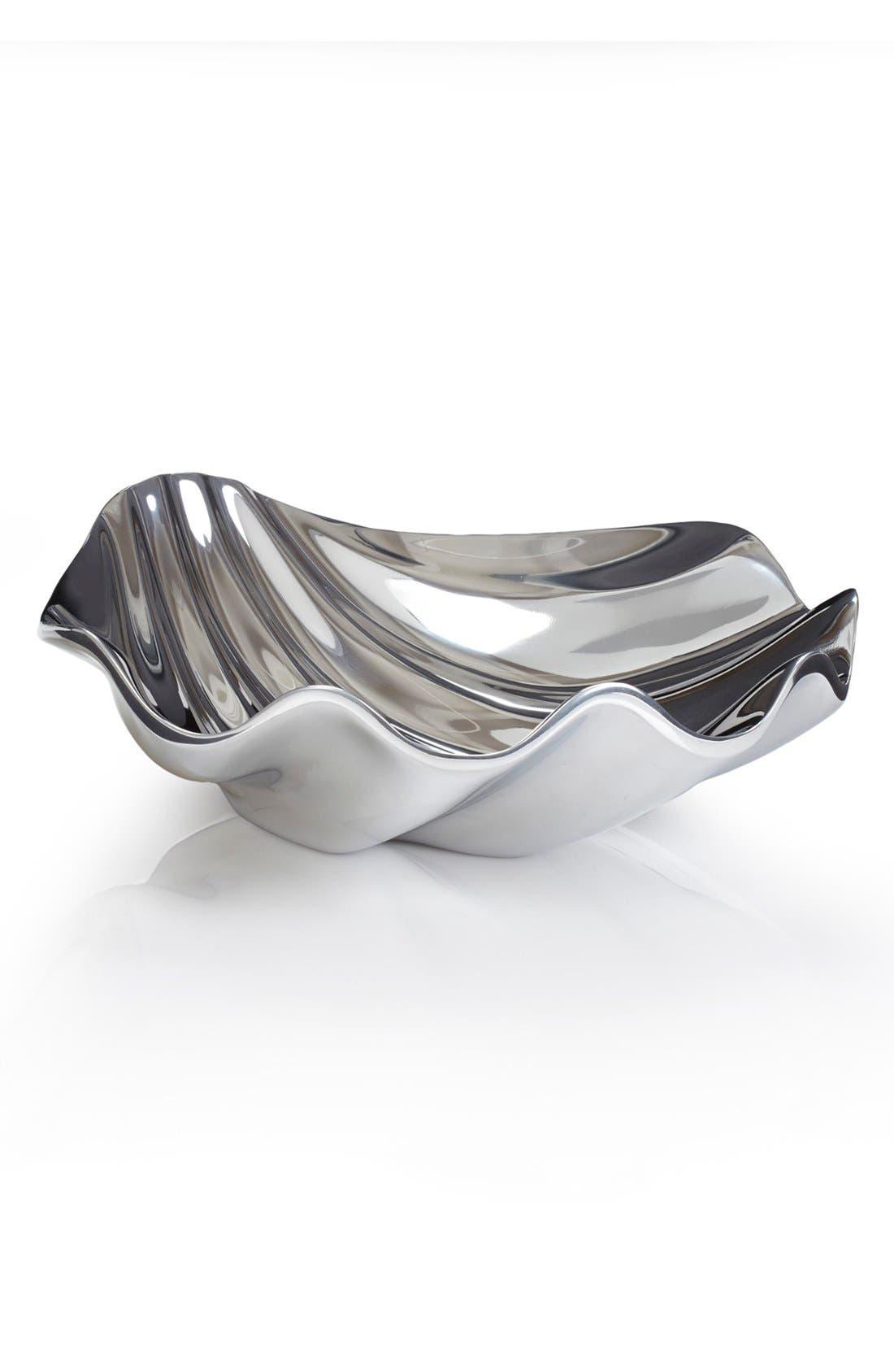 Nambé 'Oceana' Seashell Bowl