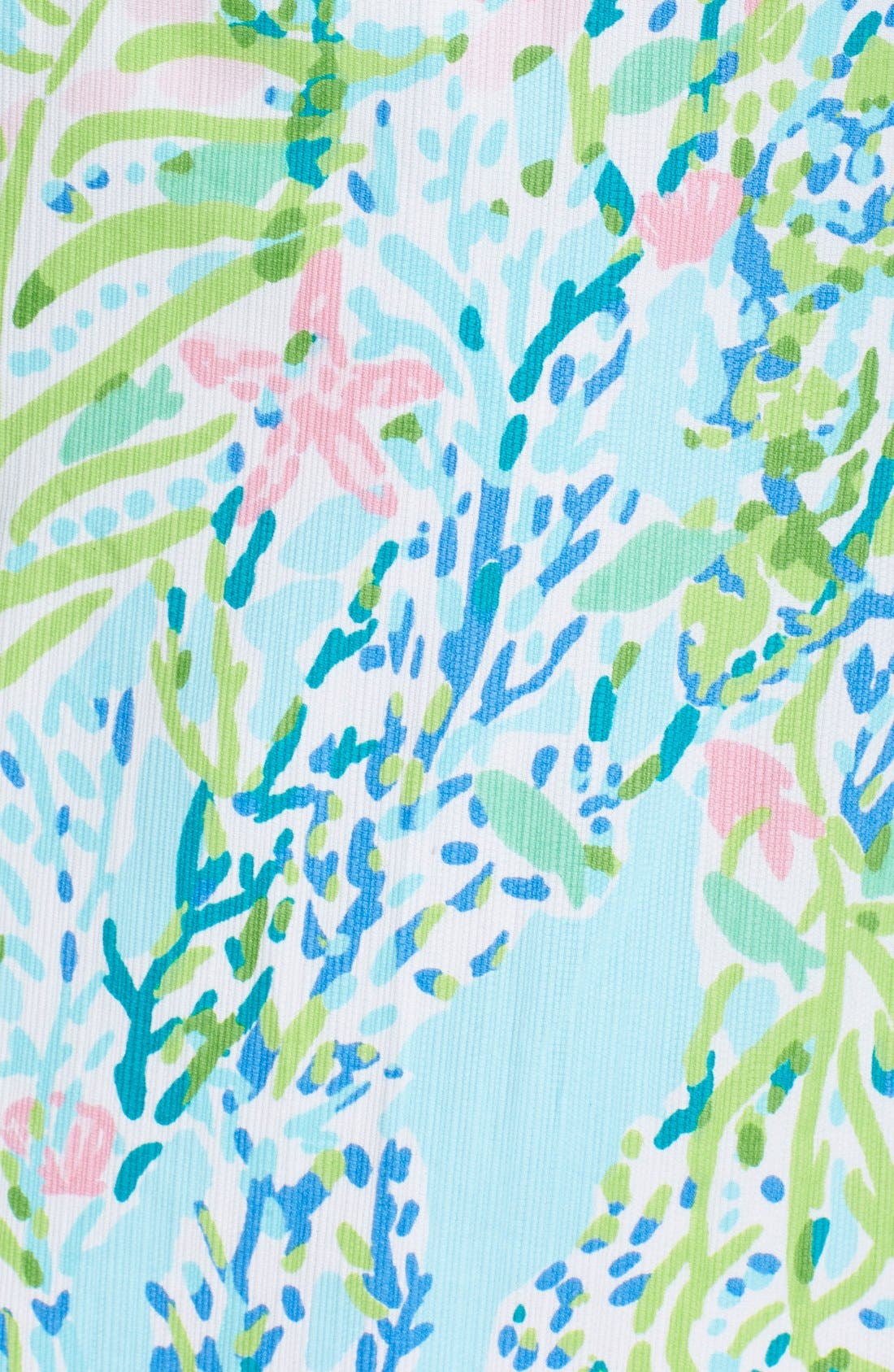 Alternate Image 4  - Lilly Pulitzer® 'Cathy' Cotton Shift Dress
