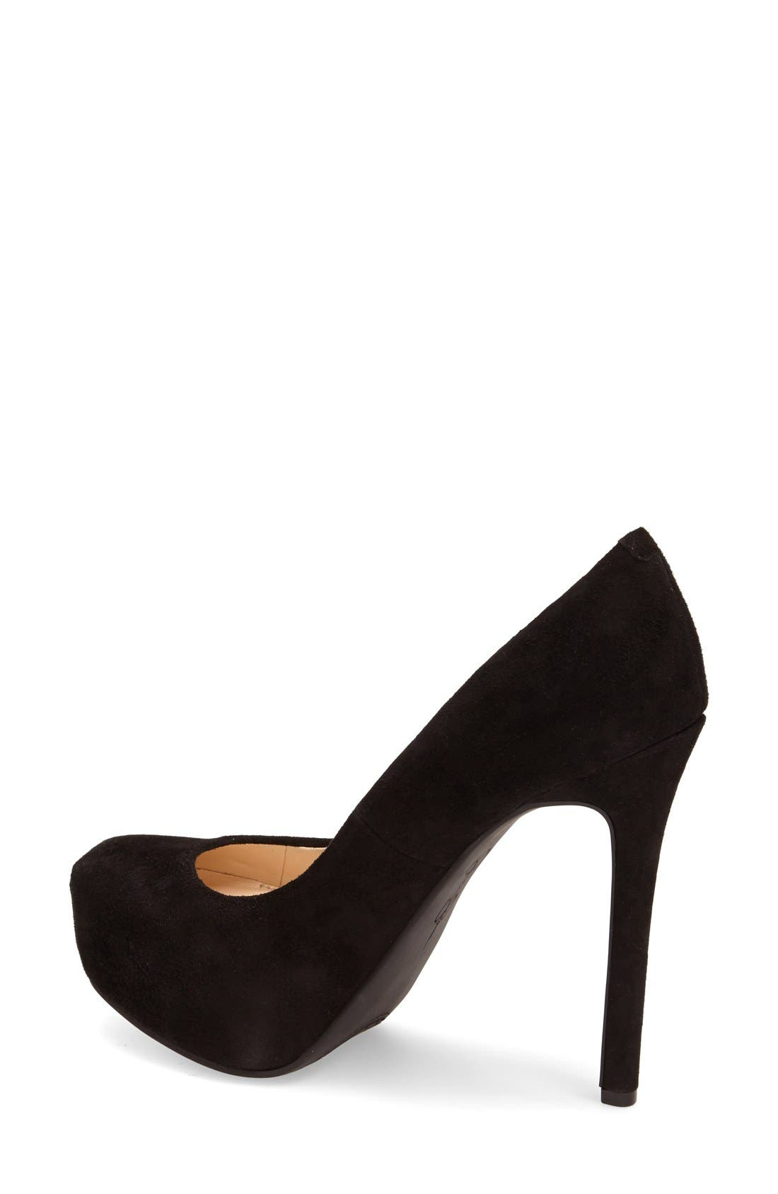 Alternate Image 2  - Jessica Simpson 'Rebeca' Platform Pump (Women)
