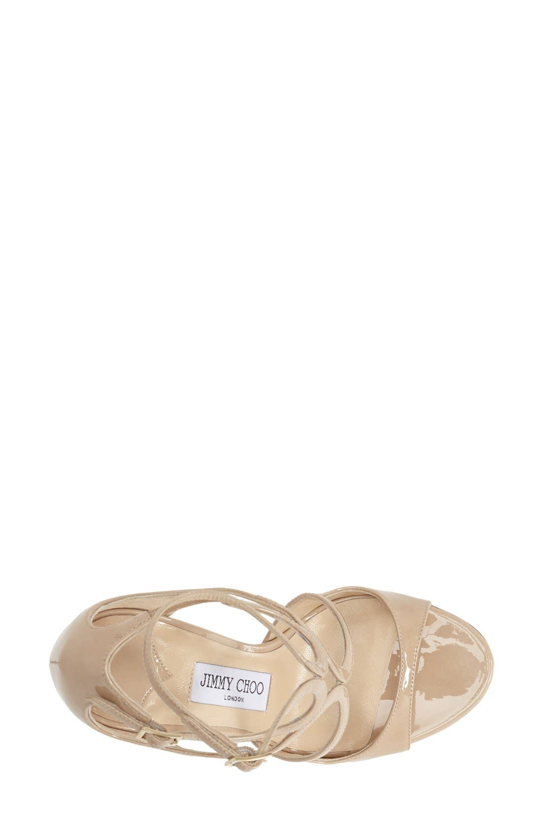 Alternate Image 3  - Jimmy Choo 'Lang' Sandal (Women)