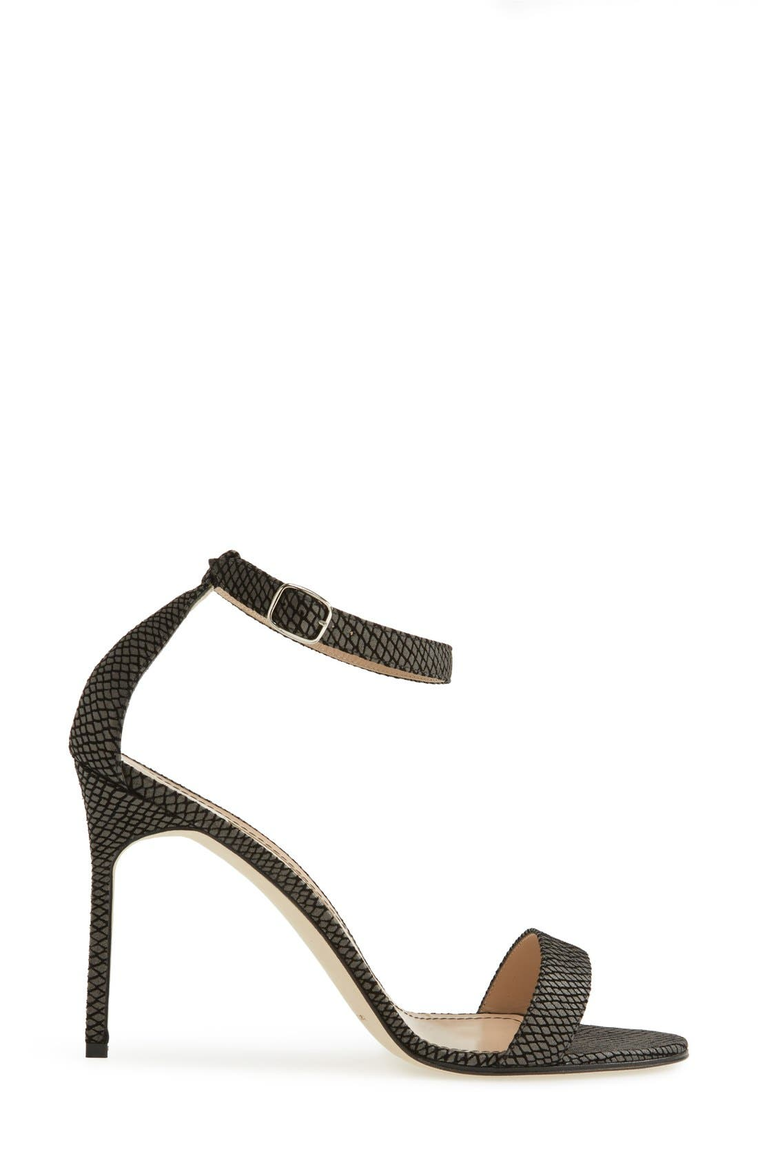 Alternate Image 4  - Manolo Blahnik 'Chaos' Ankle Strap Pump (Women)