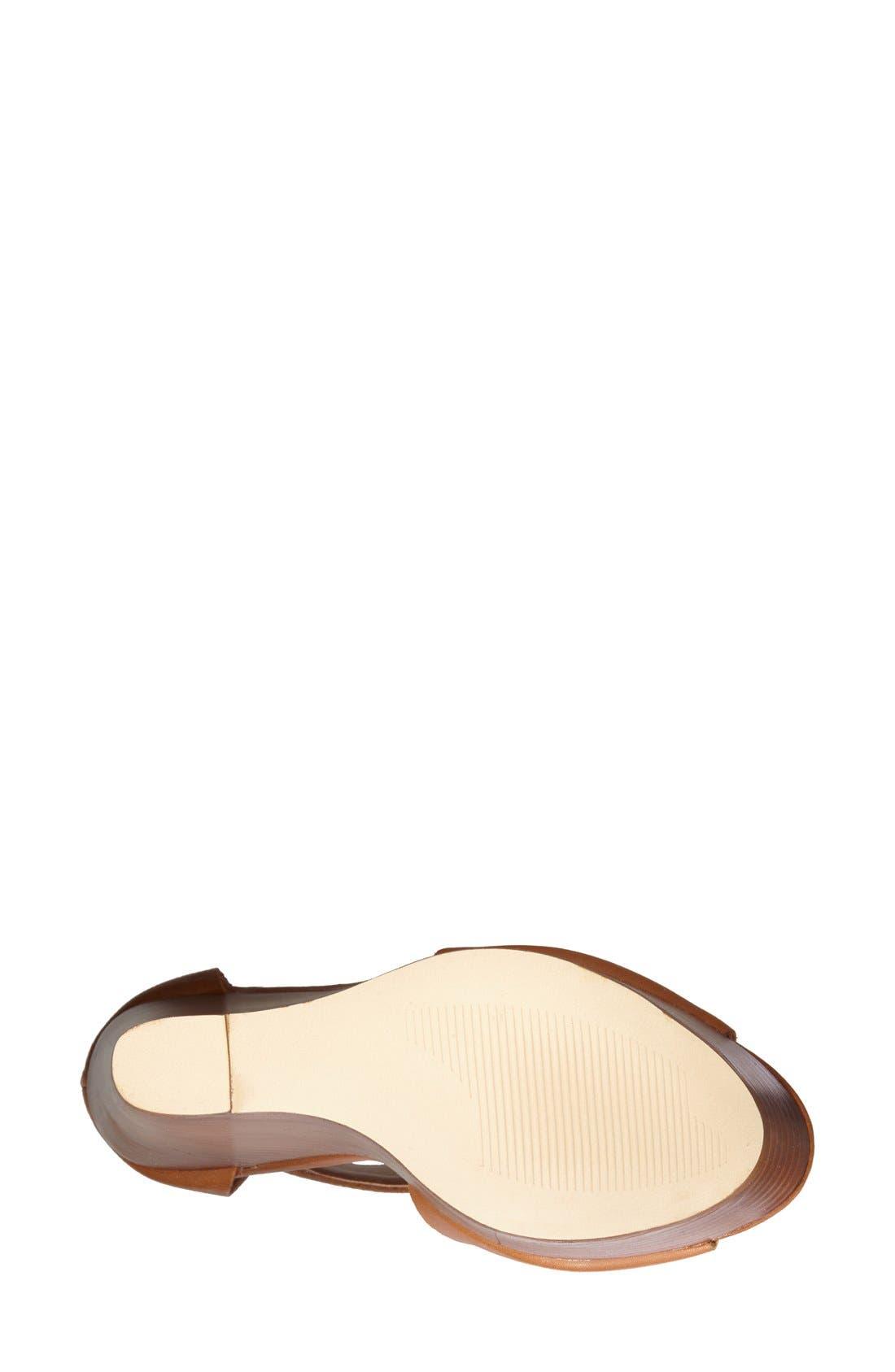 Alternate Image 4  - Steve Madden 'Gunnther' Platform Wedge Sandal (Women)