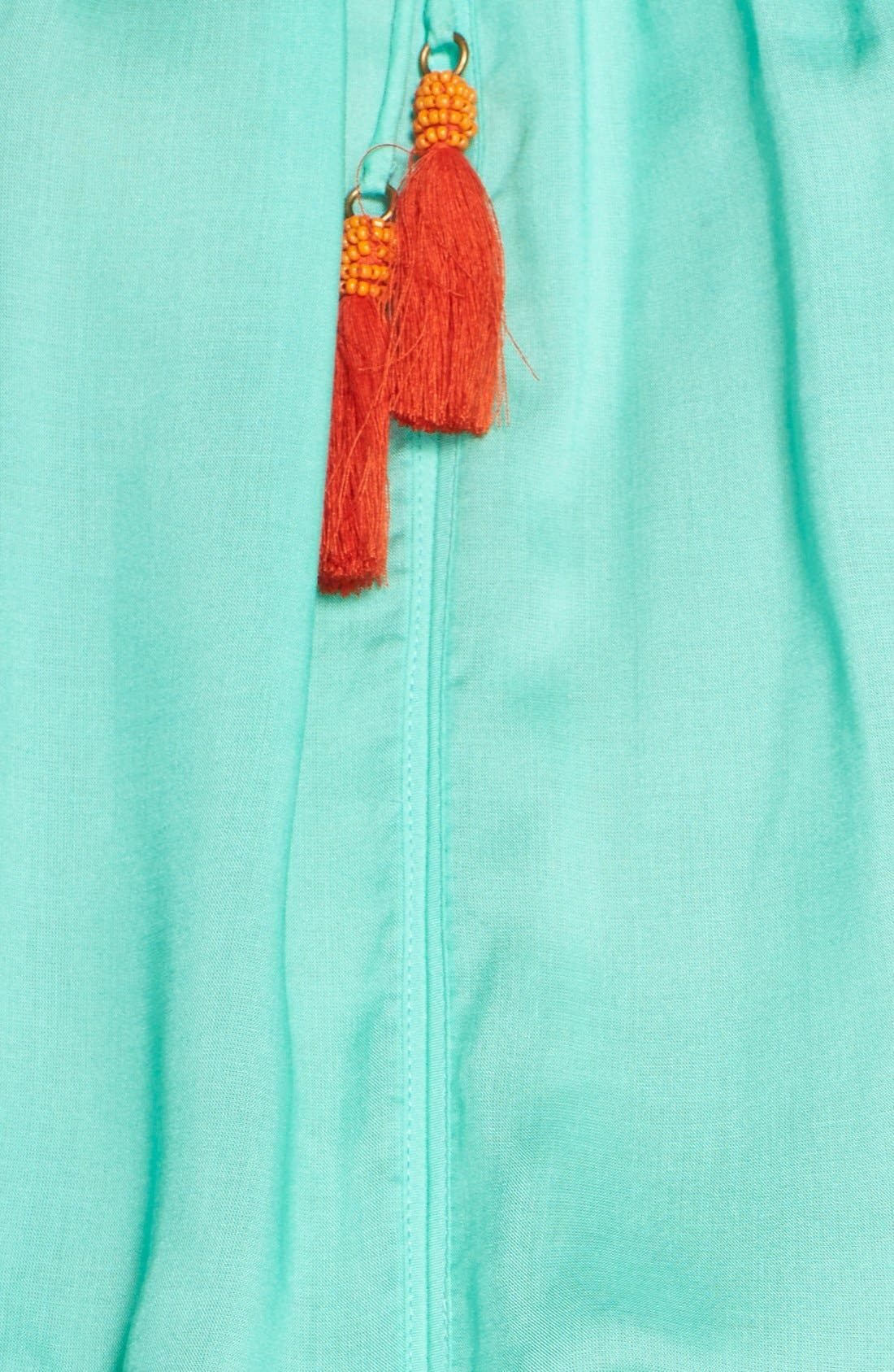 Alternate Image 3  - Sofia by ViX Swimwear Drop Waist Cover-Up Dress