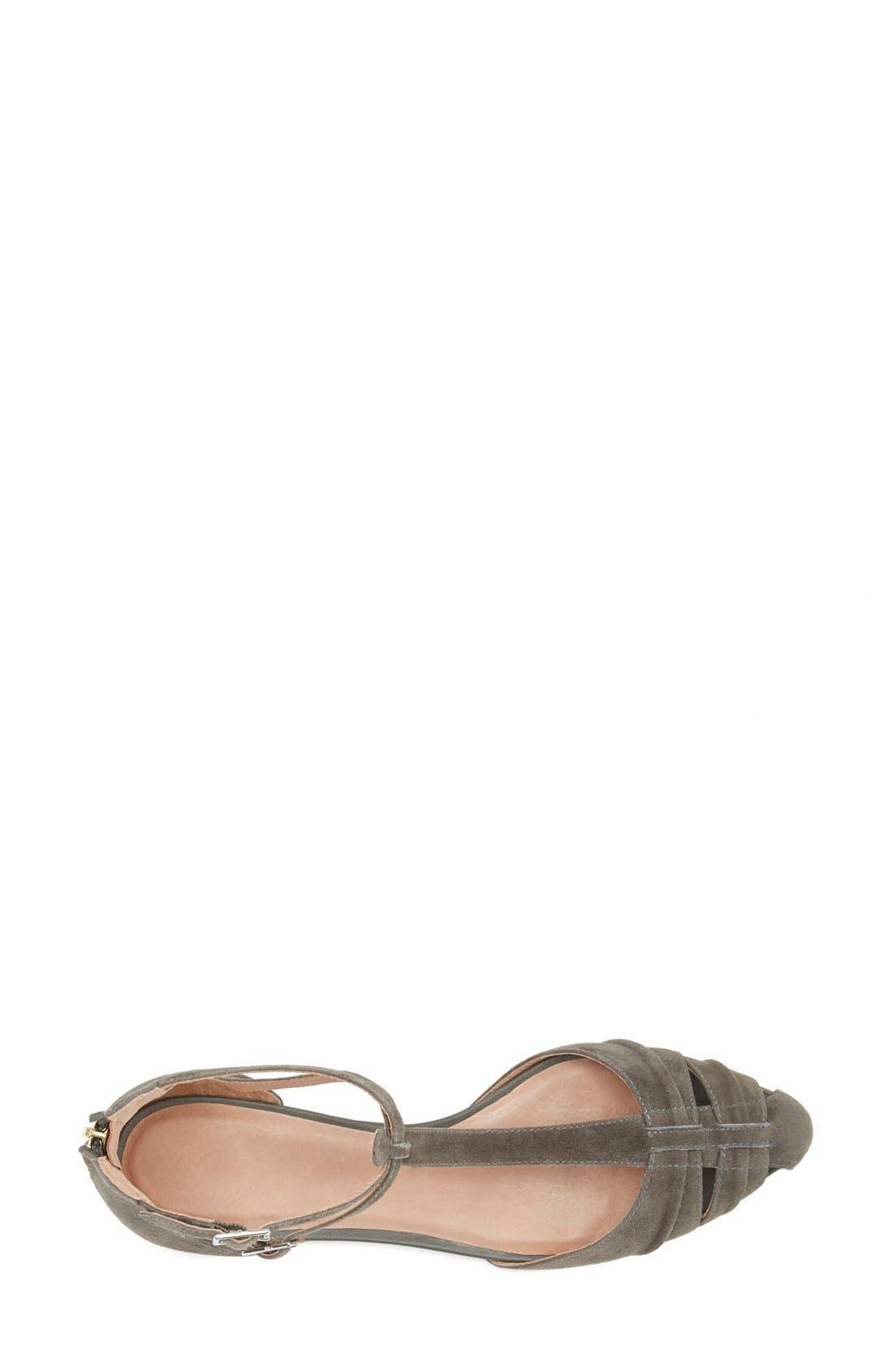 Alternate Image 3  - Joie 'Agnes' T-Strap Sandal (Women)