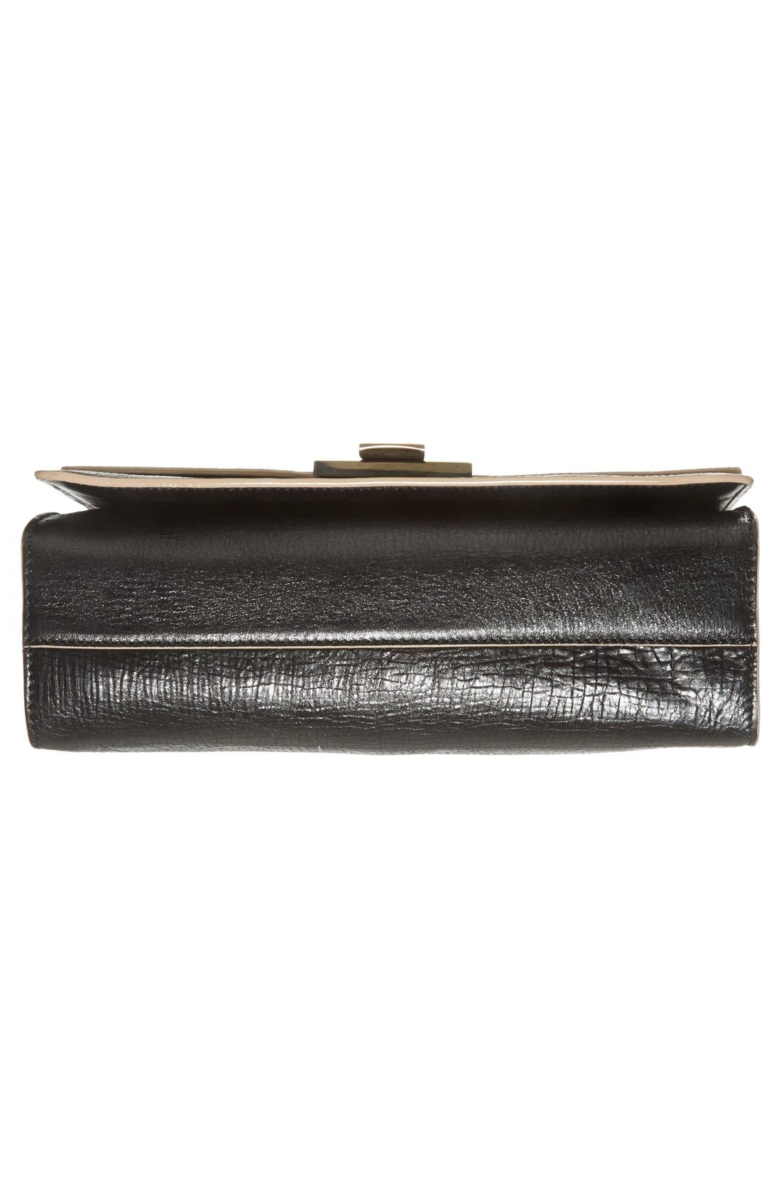 Alternate Image 6  - Jimmy Choo 'Rebel' Washed Leather Shoulder Bag