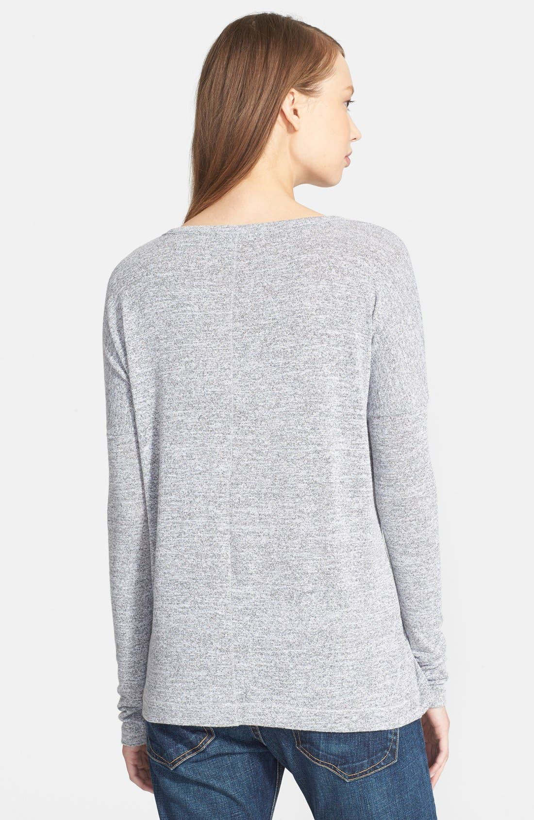 Alternate Image 2  - rag & bone/JEAN Long Sleeve Tee (Nordstrom Exclusive)