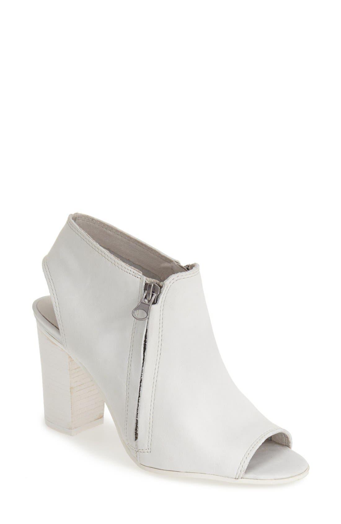 Alternate Image 1 Selected - Matisse 'Dolan' Open Toe Boot (Women)
