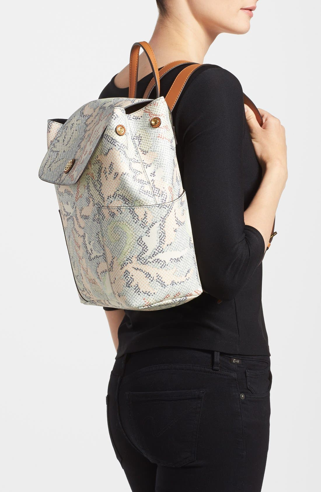 Alternate Image 2  - Tory Burch 'Kerrington' Backpack