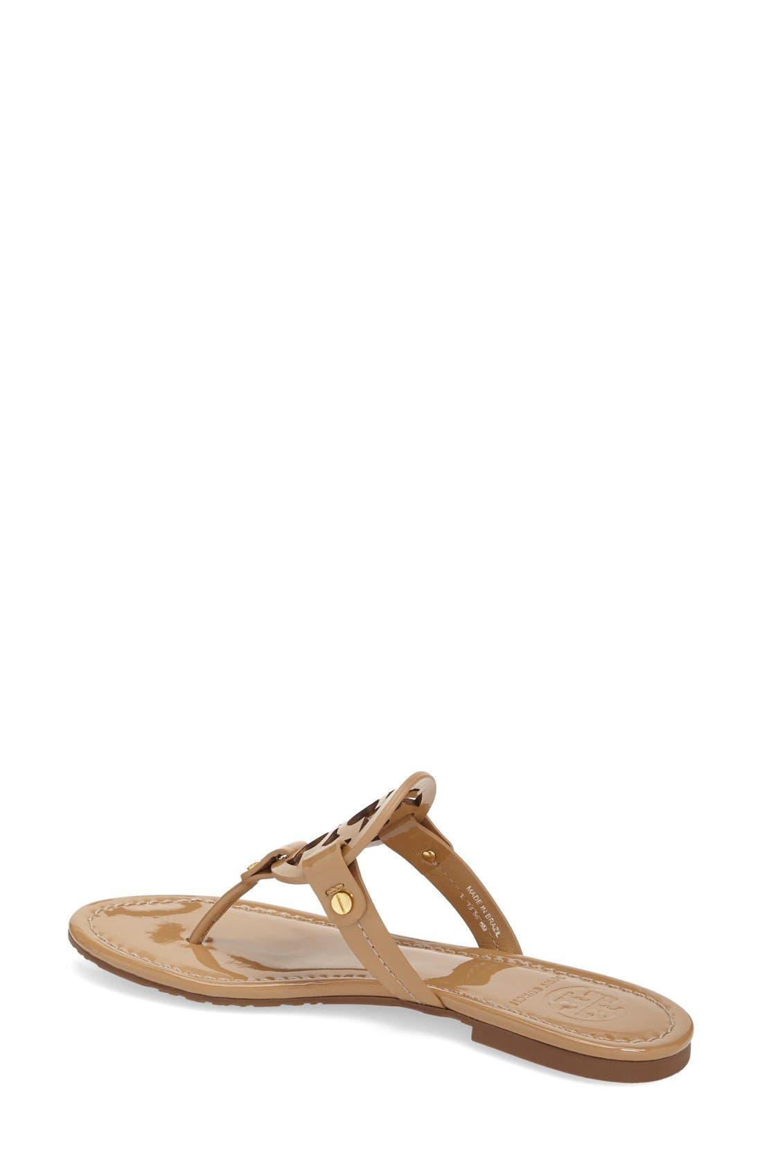 Alternate Image 2  - Tory Burch 'Miller' Flip Flop (Women)